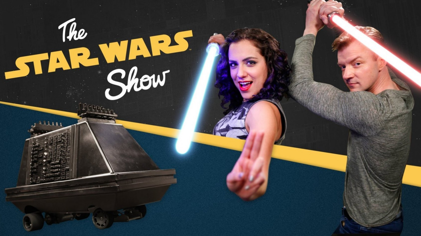 L'épisode 8 du Star Wars show disponible
