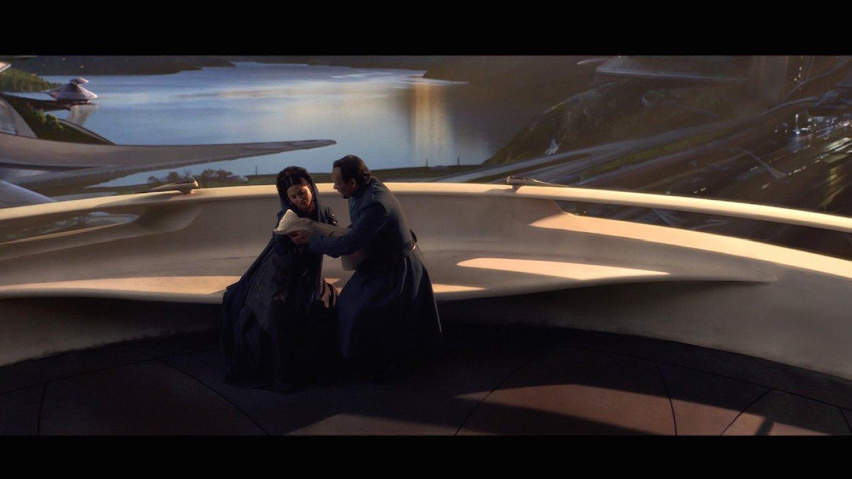 Bail Organa dans Rogue One: A Star Wars Story?