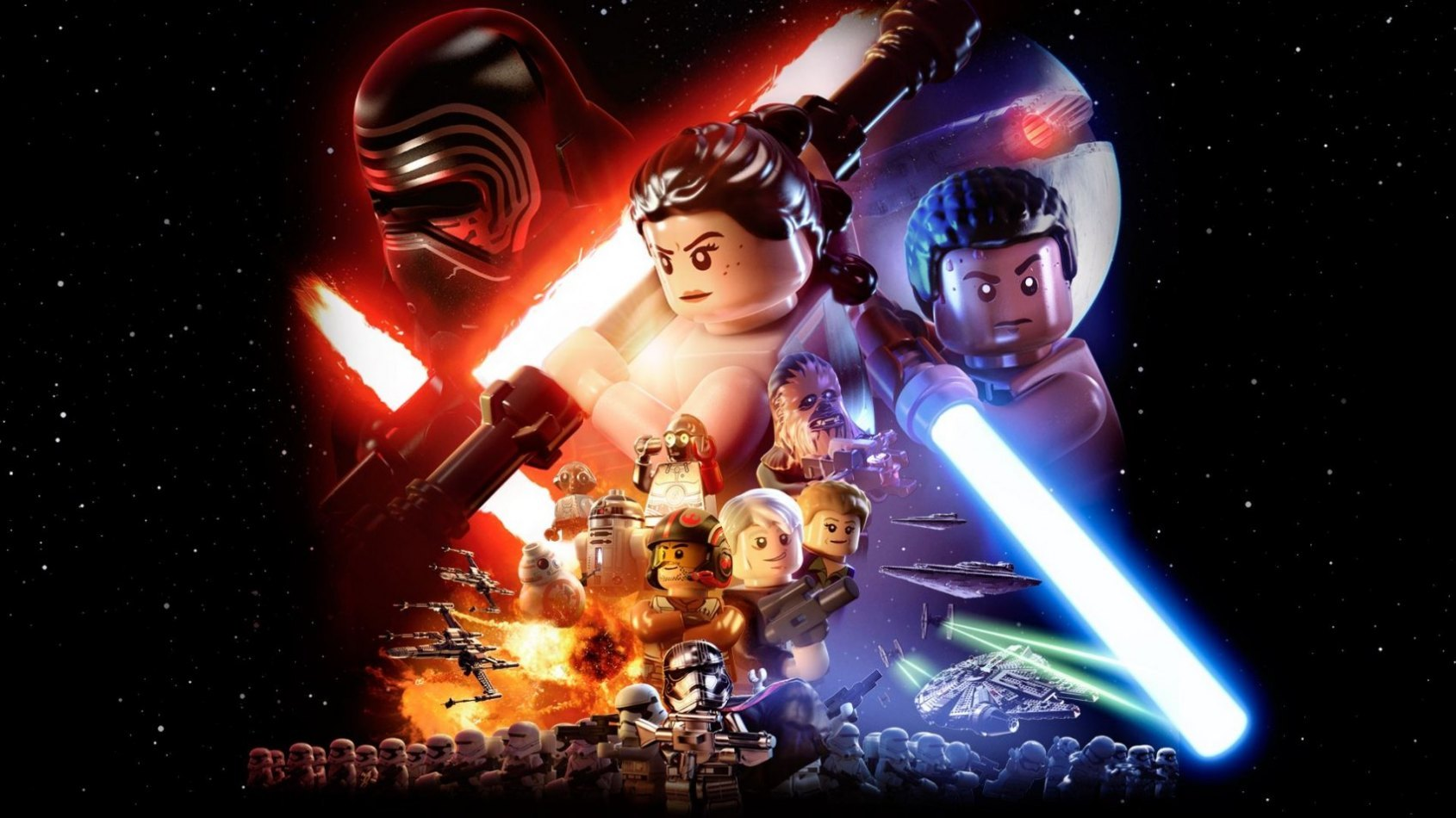 LEGO Star Wars The Force Awakens : Un nouveau DLC révélé