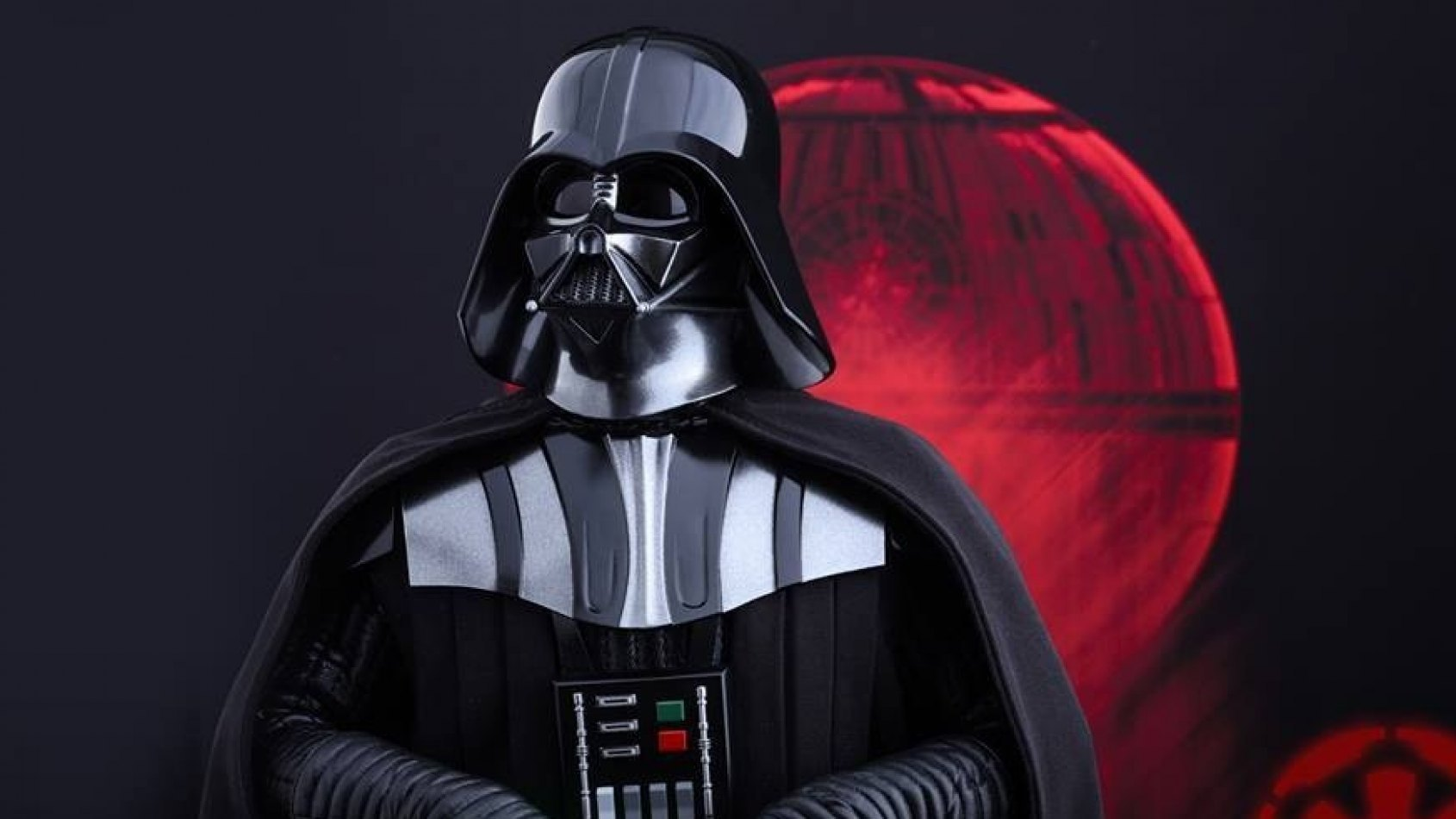Hot Toys dévoile son Dark Vador version Rogue One