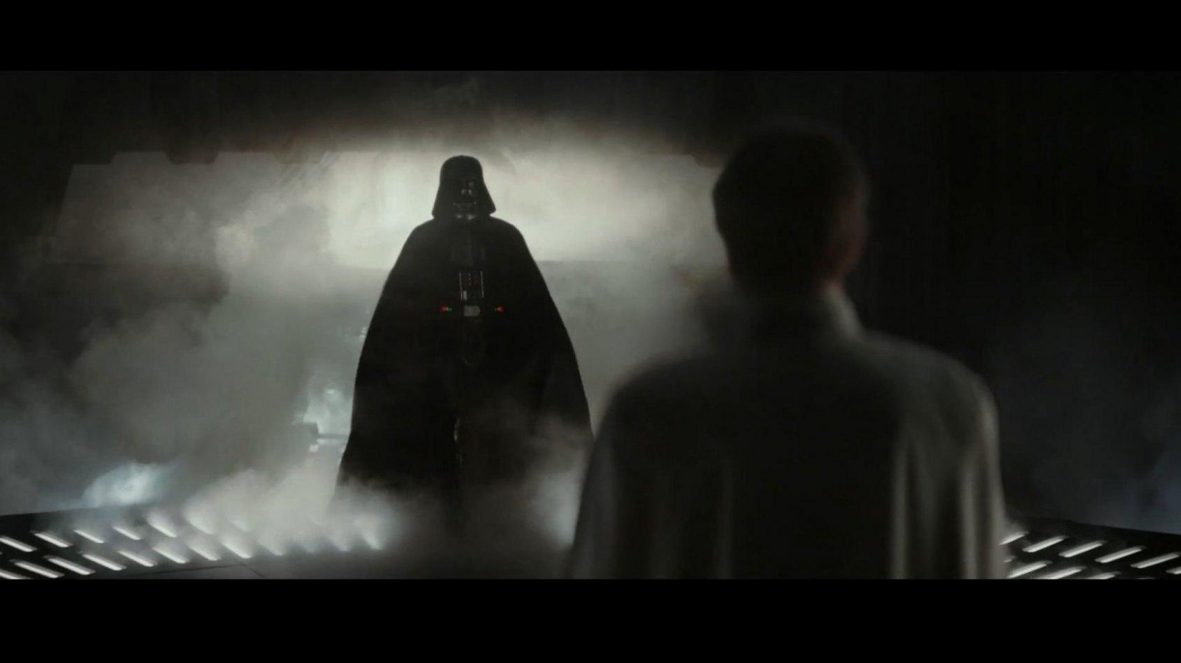 Spencer Wilding parle de son interprétation de Vador dans Rogue One