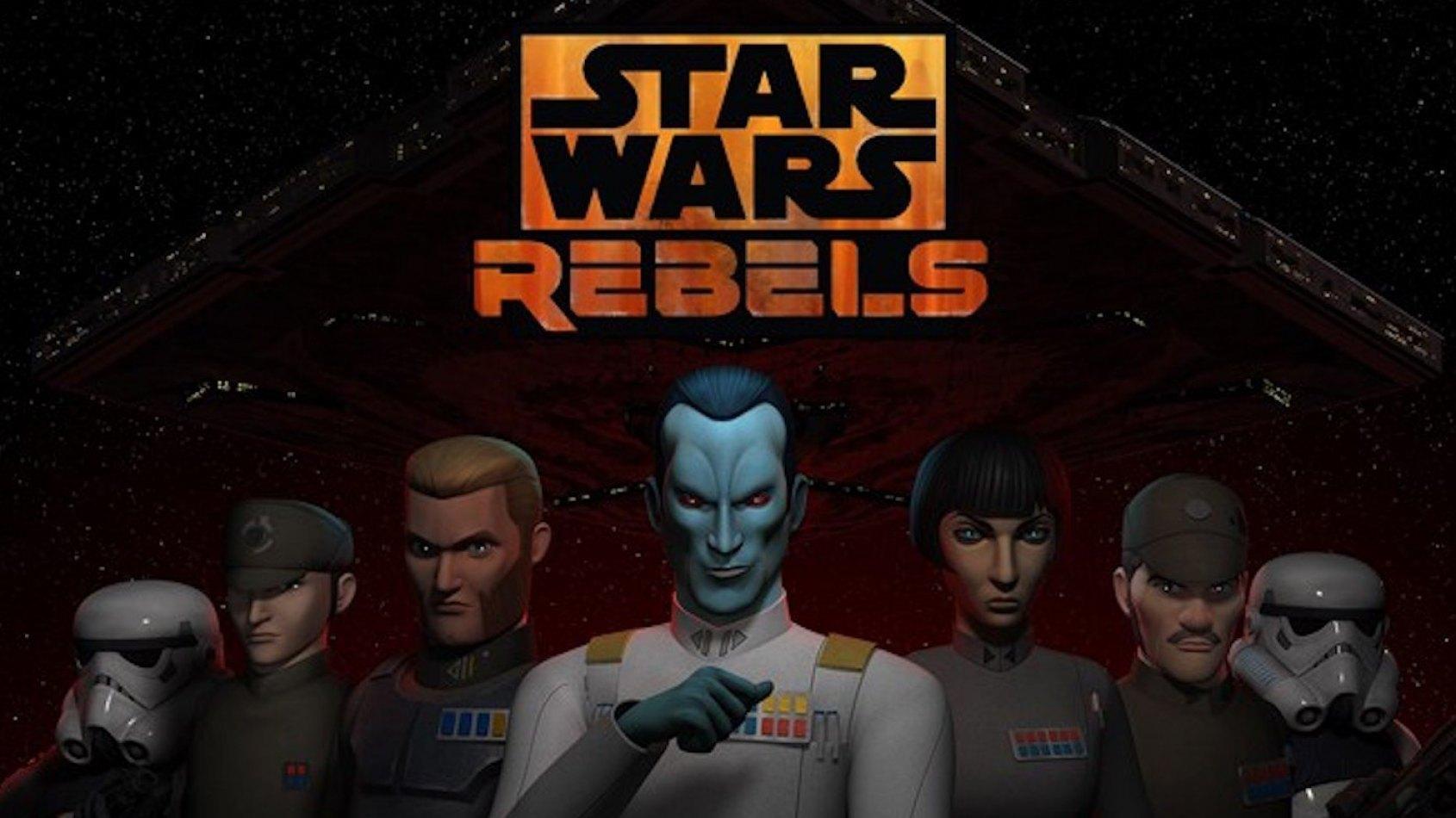 La saison 3 de Star Wars Rebels reprend dimanche sur Disney XD