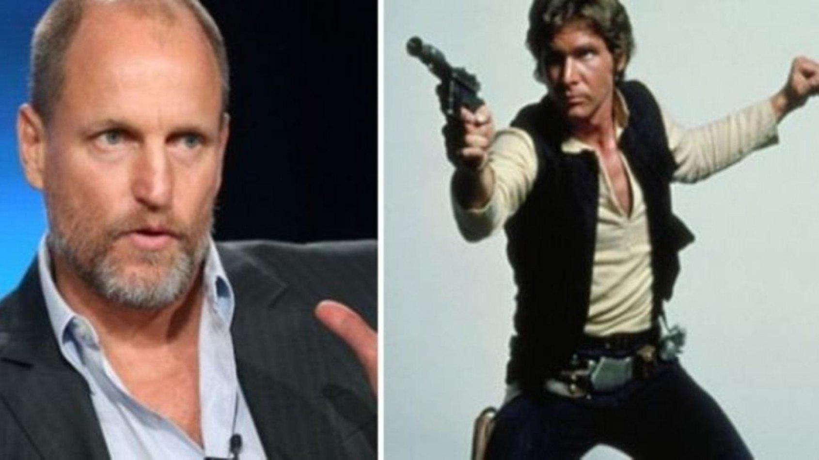 Woody Harrelson parle de son futur rôle dans le spin-off sur Han Solo