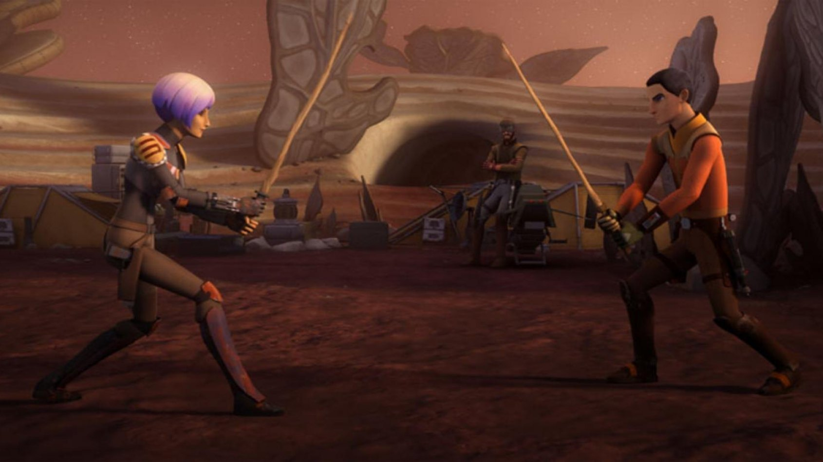 Un troisième extrait du prochain épisode de Rebels !