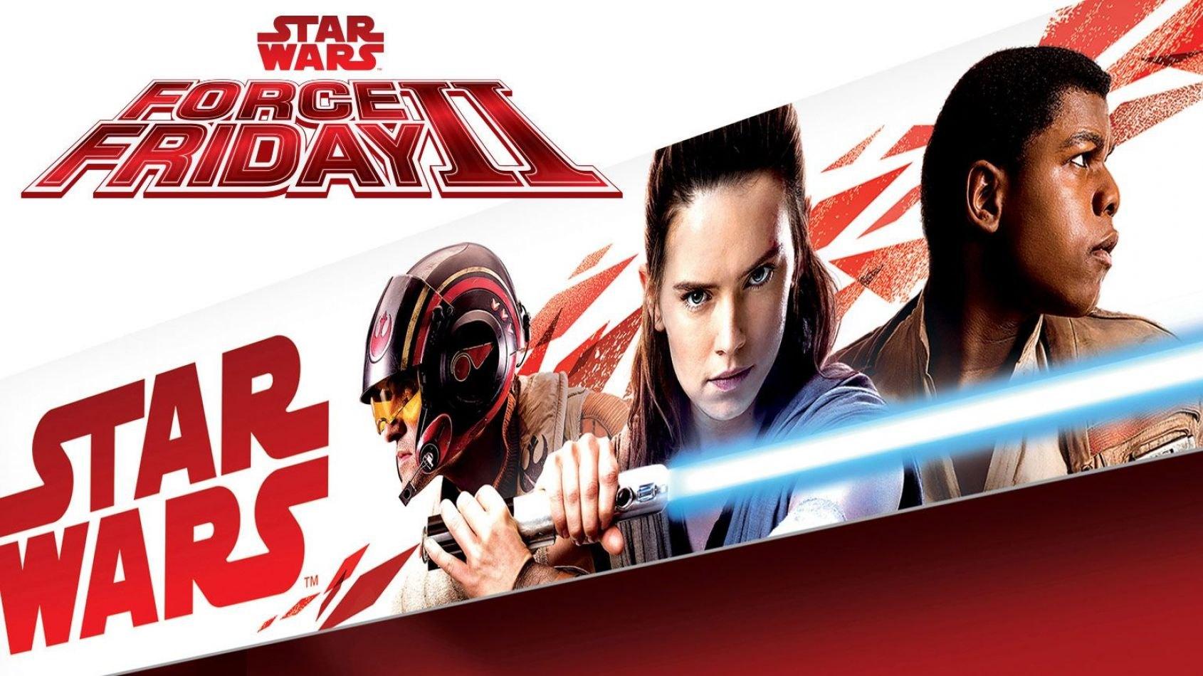 Les premiers visuels de Rey, Finn et Poe dans The Last Jedi !
