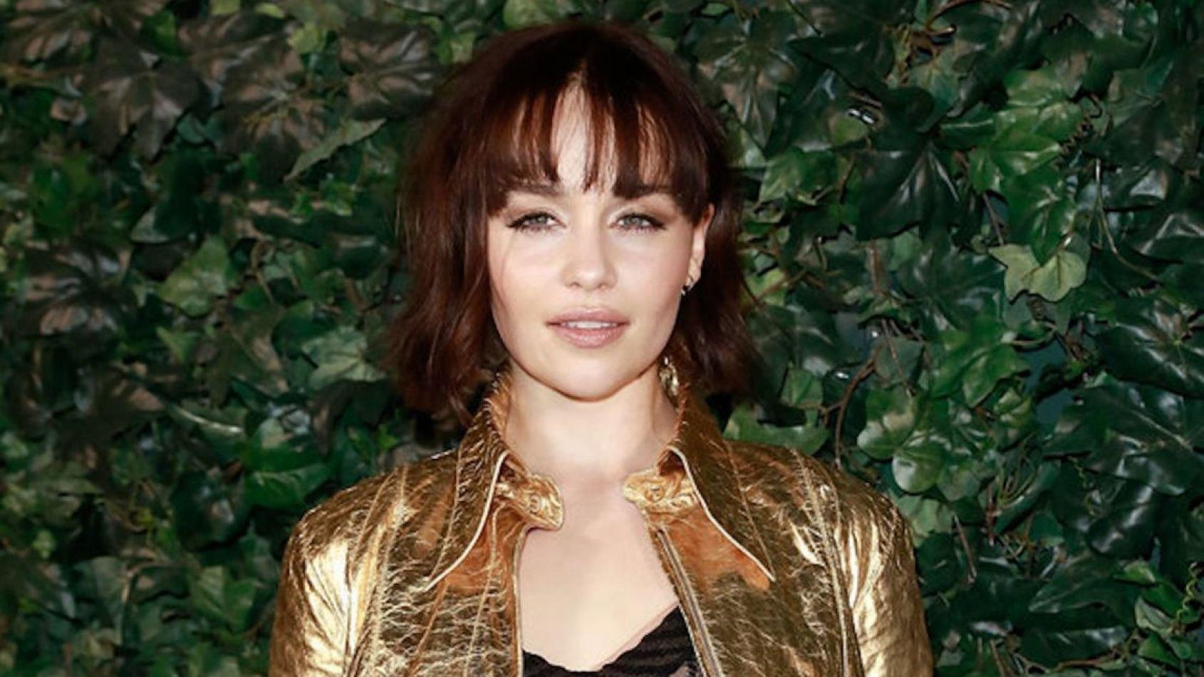 Le nouveau look d'Emilia Clarke pour le spin-off Han Solo