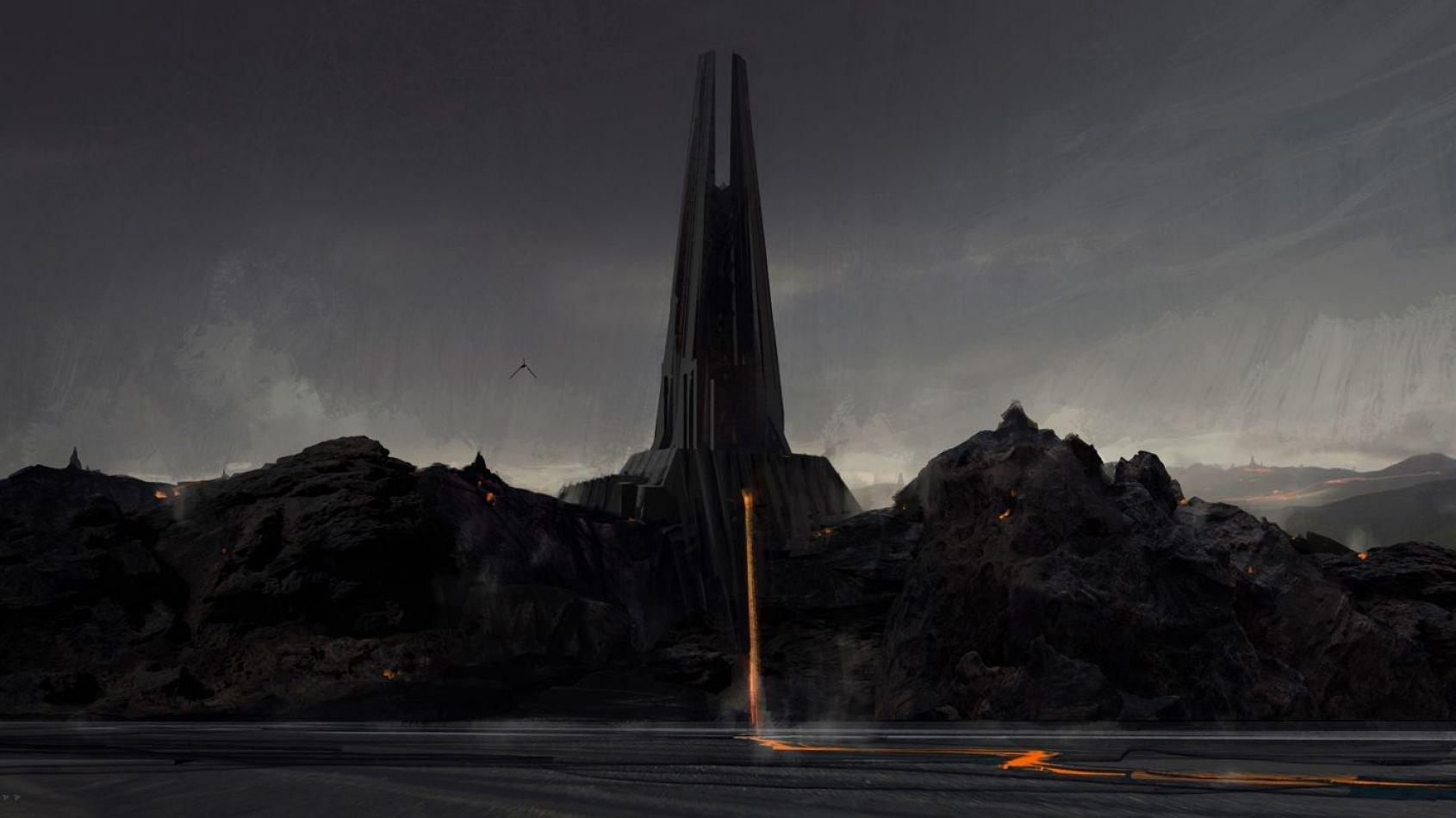 Le château de Dark Vador pourrait revenir dans de futurs films