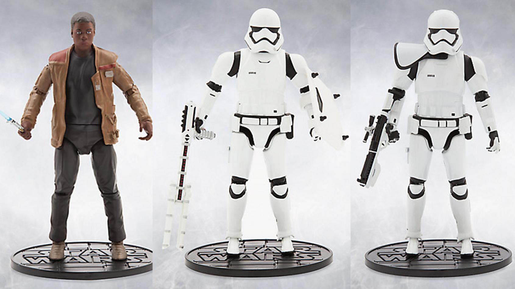 Nouvelles figurines Elite Series disponibles sur le Disneystore !