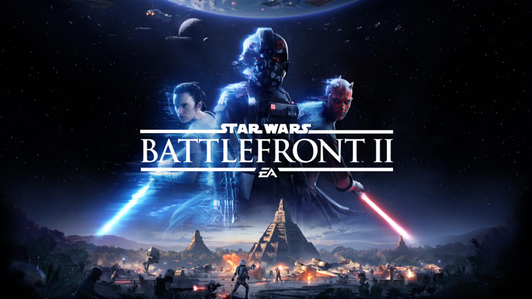 Tout ce qu'il faut savoir sur Star Wars : Battlefront II !