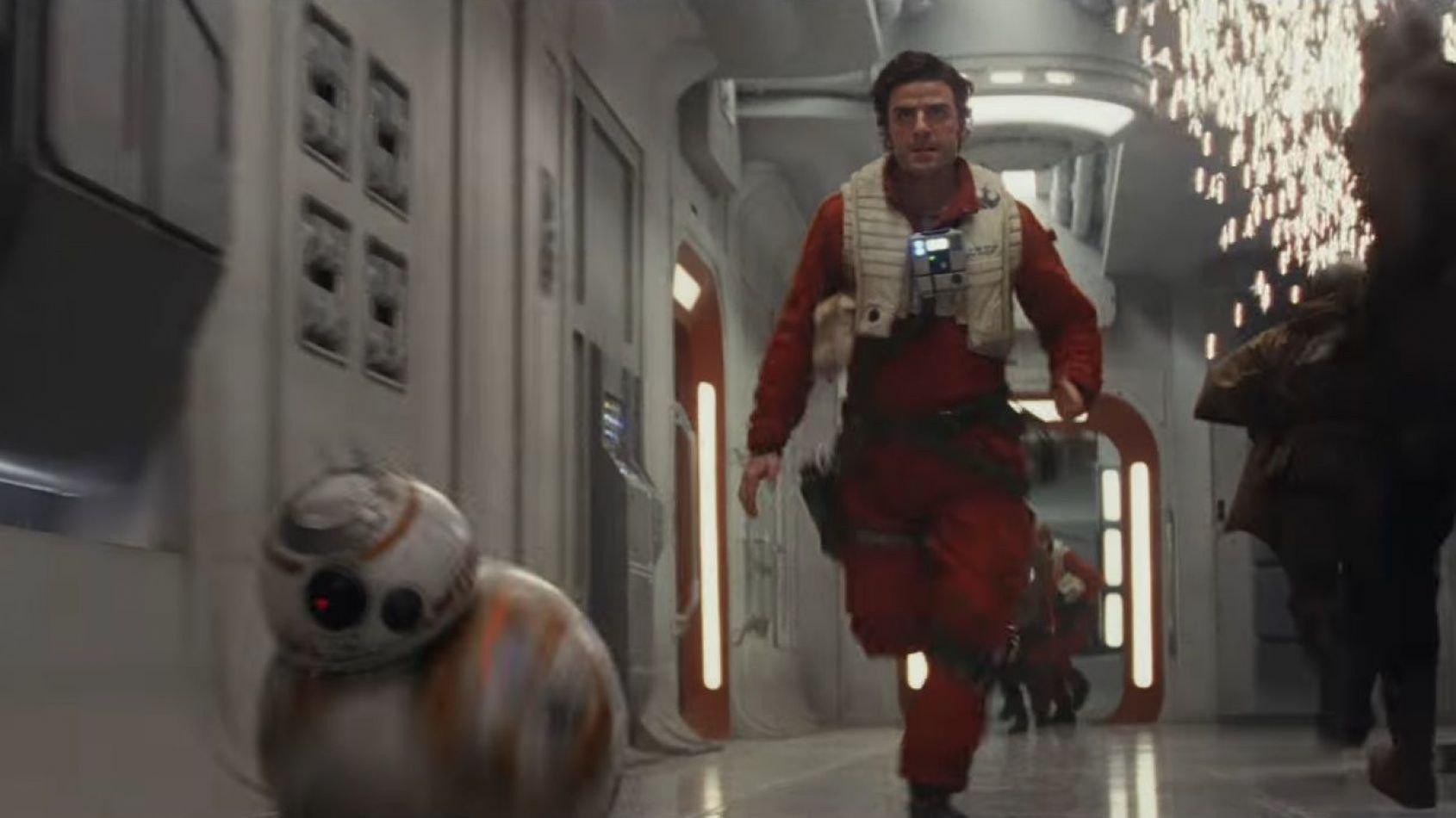 Oscar Isaac parle de la situation des héros dans Les Derniers Jedi