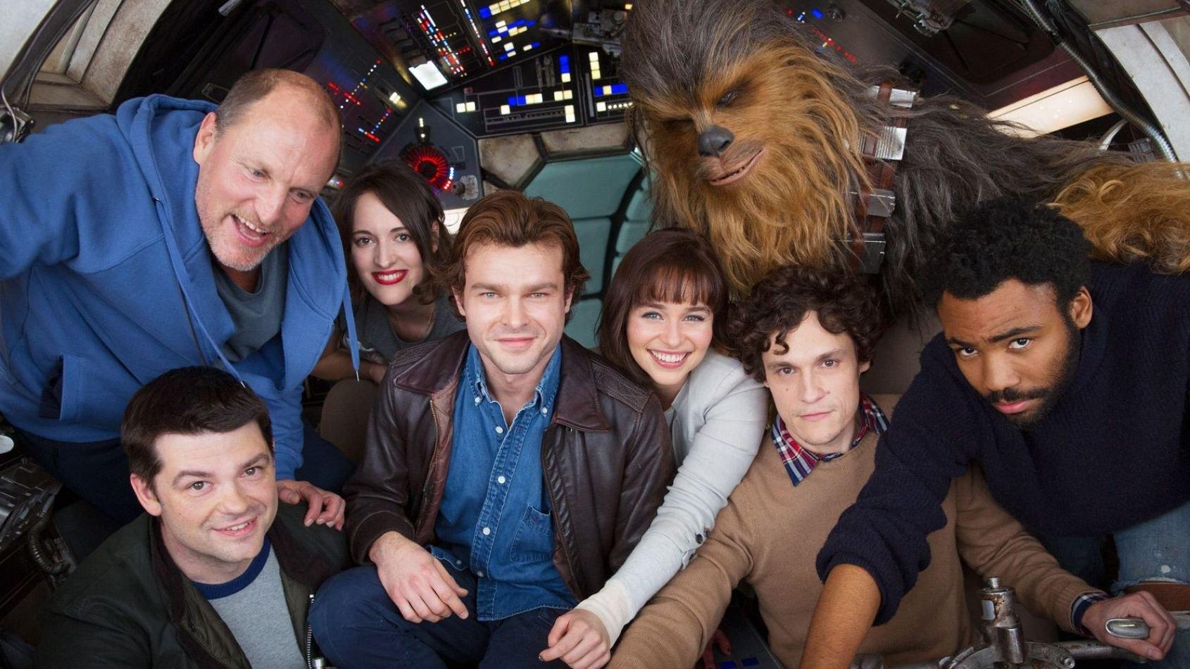 Des informations sur le tournage du film consacré à Han Solo