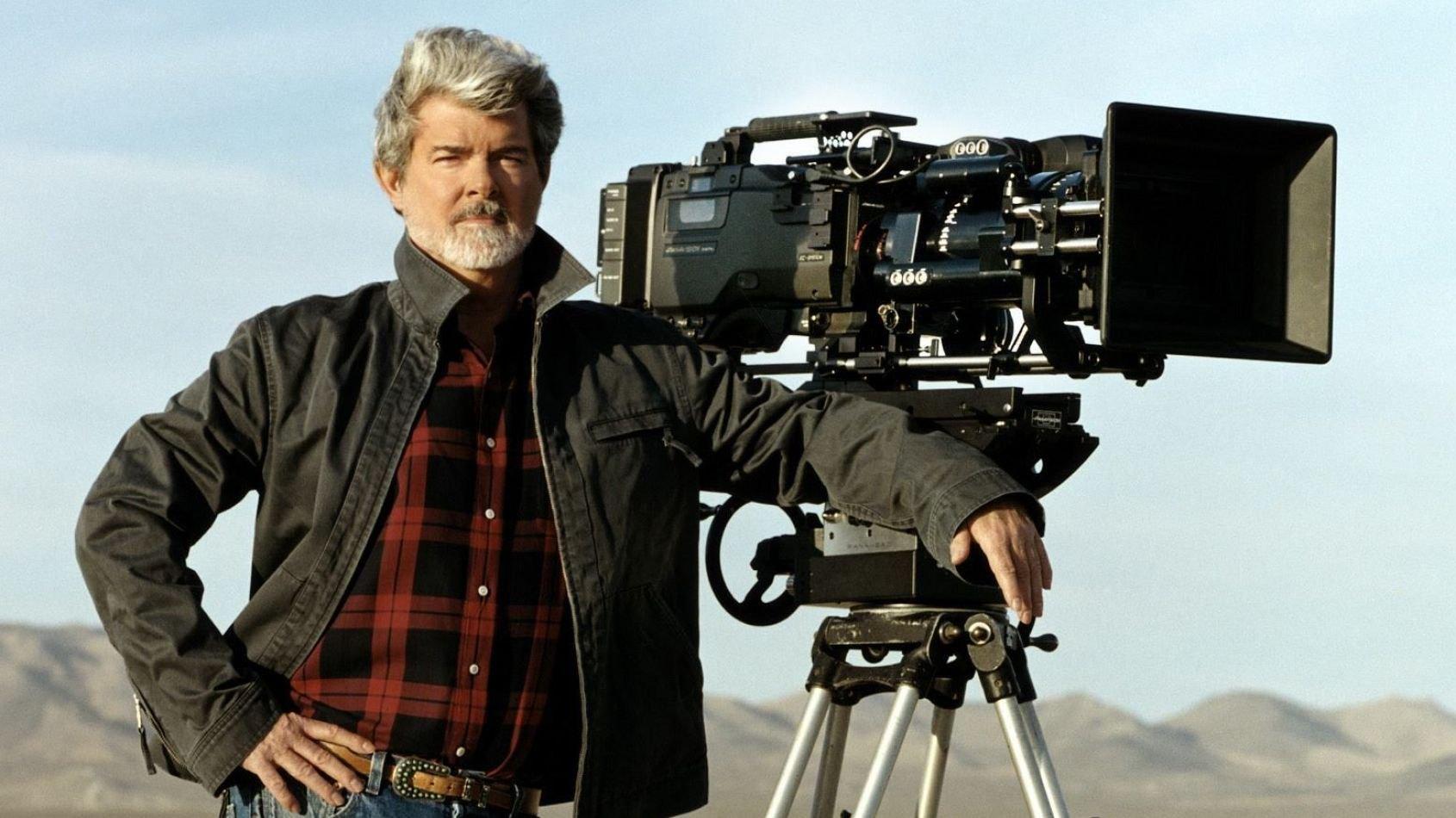 Joyeux anniversaire George Lucas !