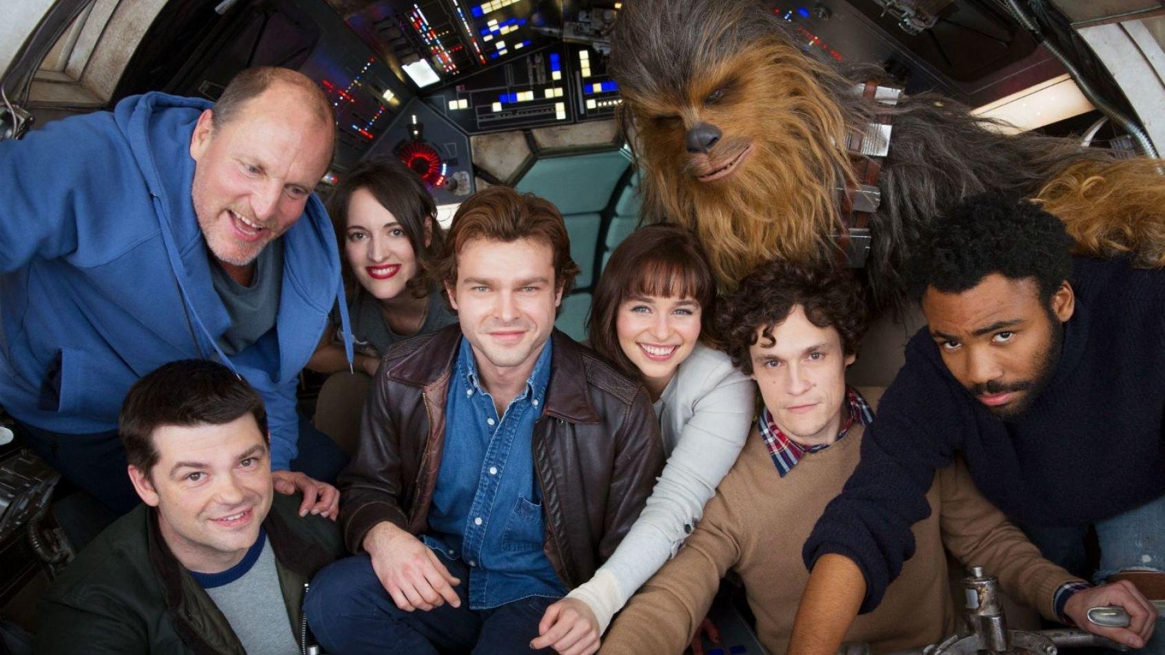 Premières images en provenance du tournage de Han Solo