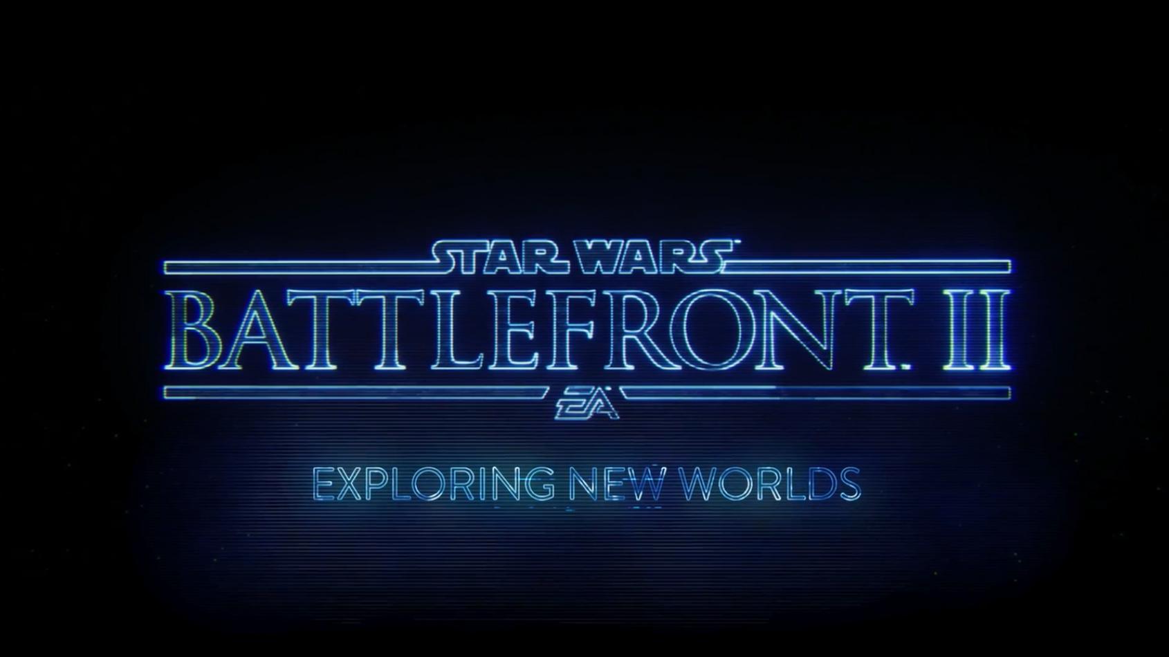 Zoom sur le développement de Battlefront II !