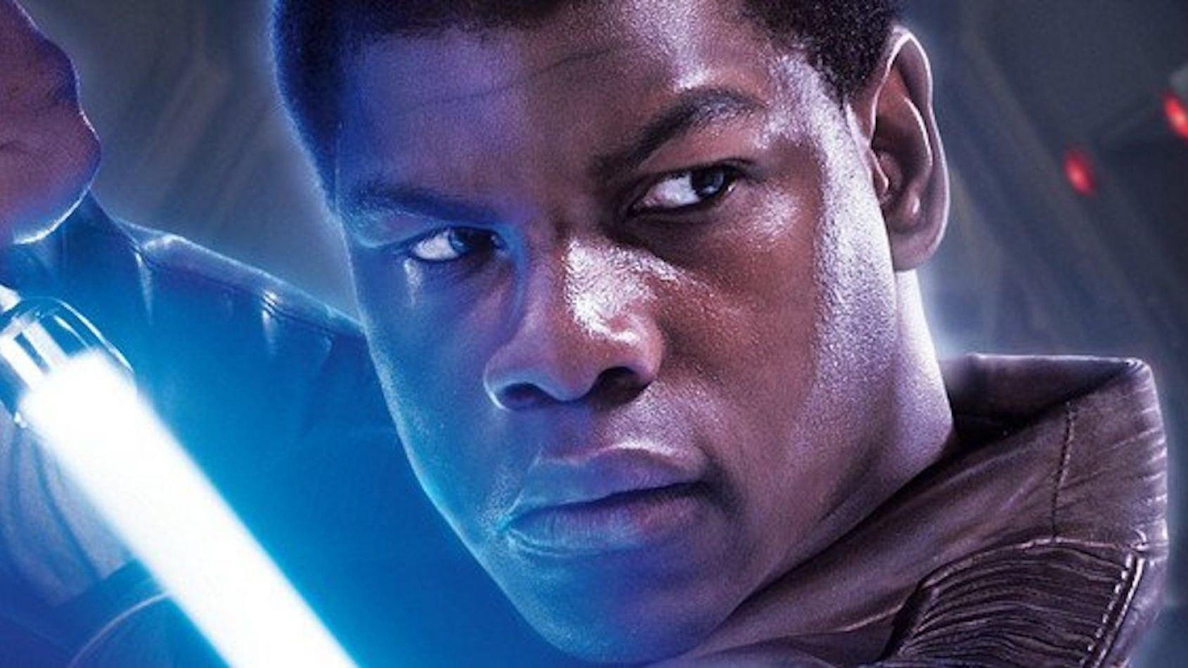 Pas de sabre laser pour Finn dans l'épisode IX?