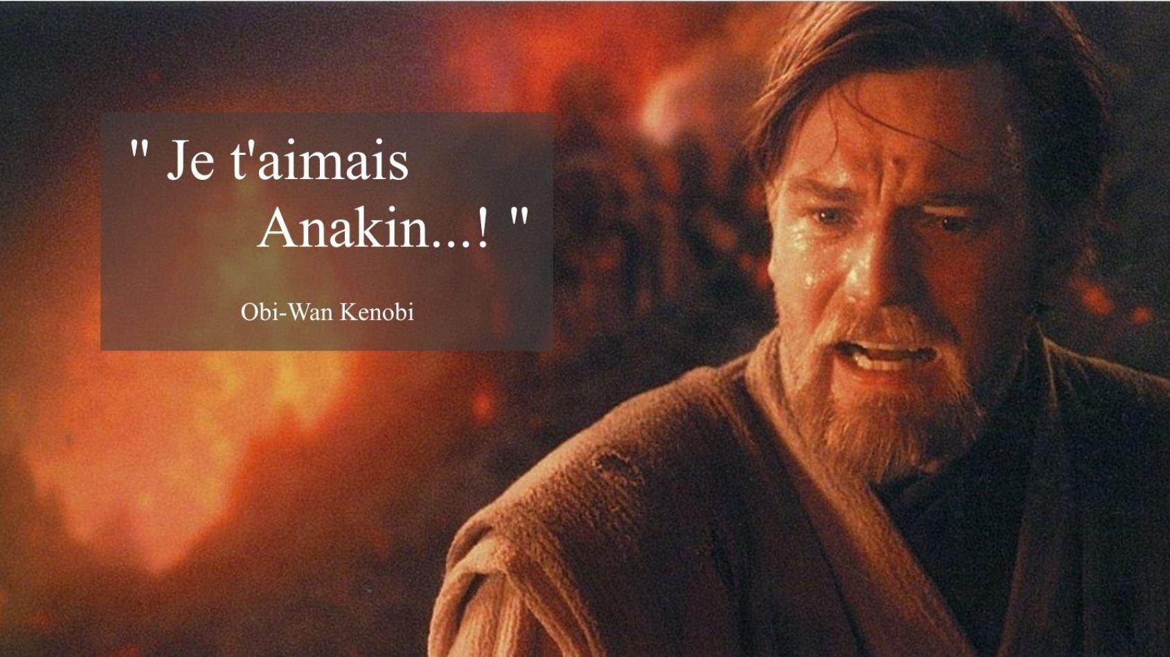 40 citations de Star Wars pour les 40 ans !