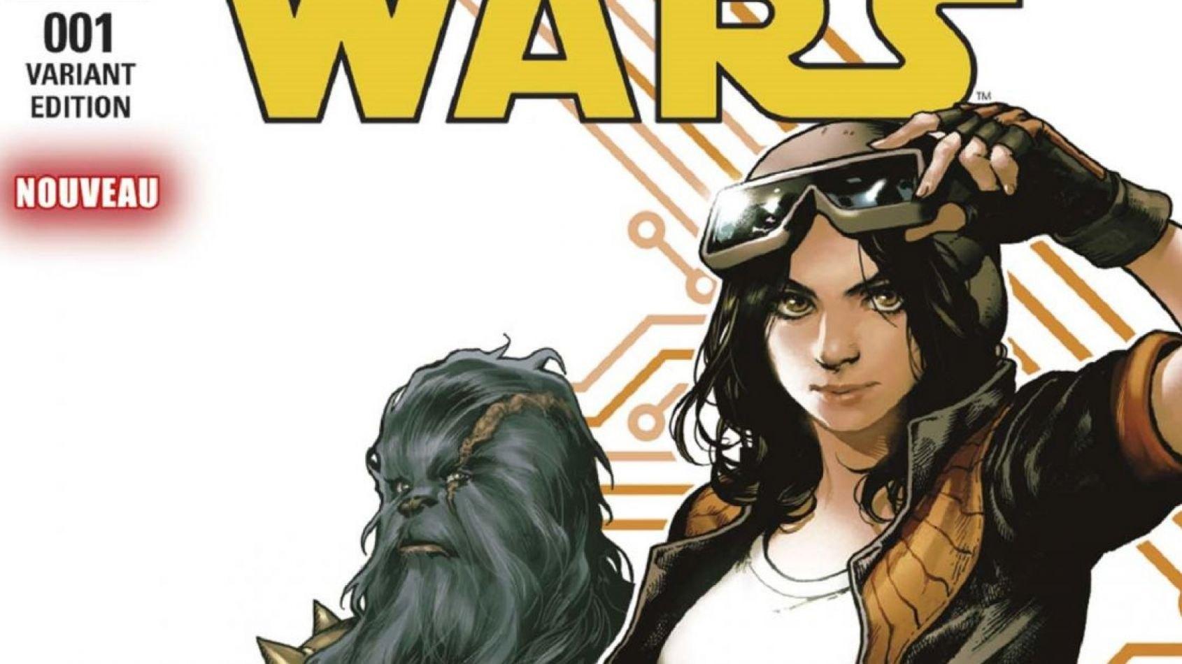 Panini : Sortie du nouveau magazine de comics Star Wars 001