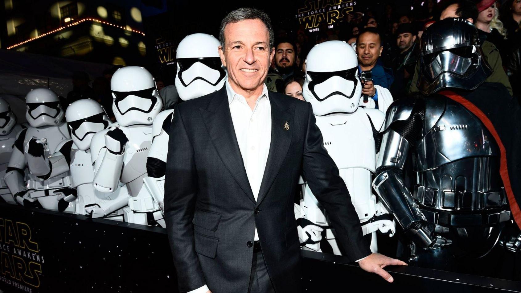 Le Président de Disney s'exprime sur le spin off sur Han Solo