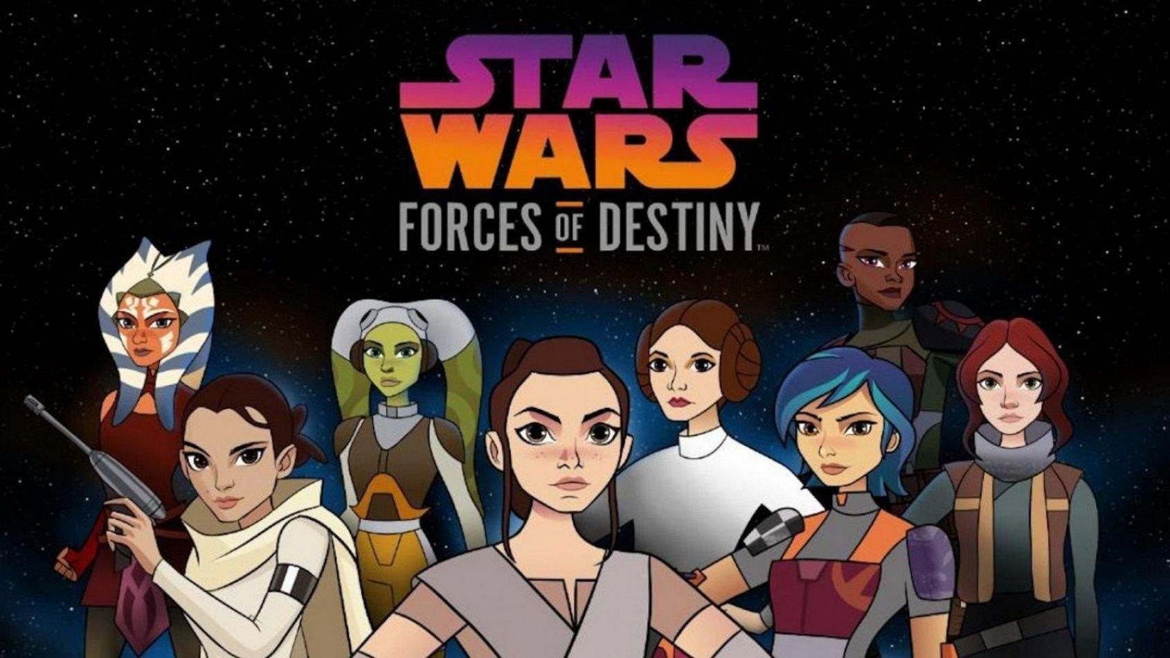 Star Wars Forces of Destiny : découvrez l'épisode 5