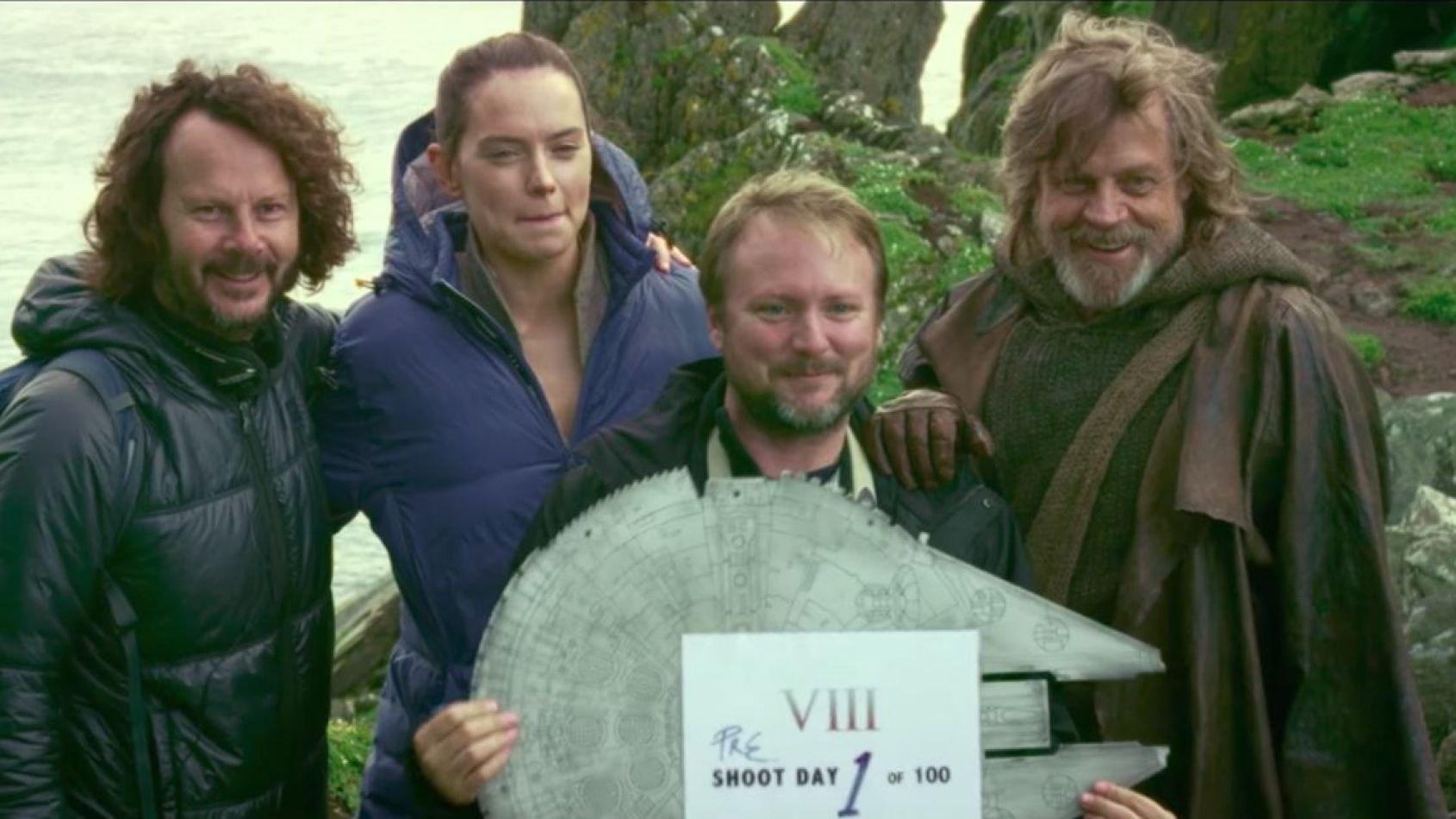 Un 1er Synopsis Officiel pour Les Derniers Jedi !