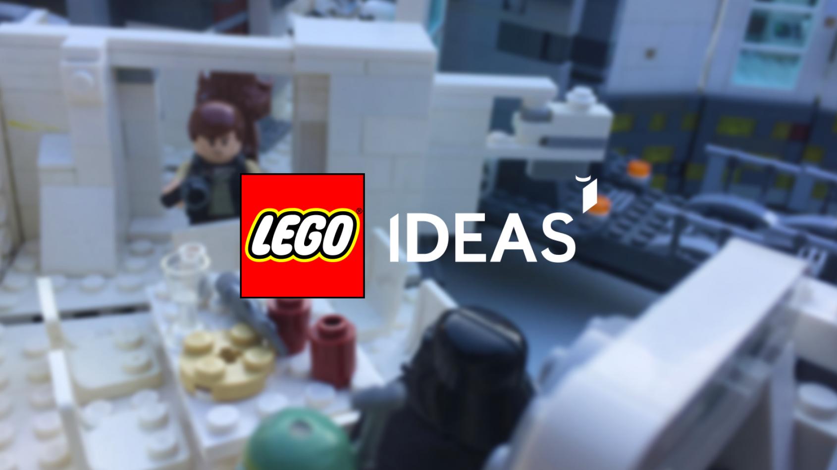 La Cité des Nuages débarque sur Lego Ideas