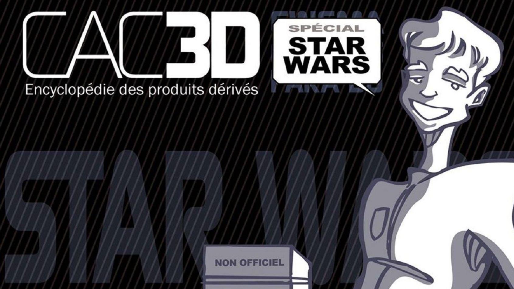 Cote-a-cas : Sortie de CAC3D Star Wars