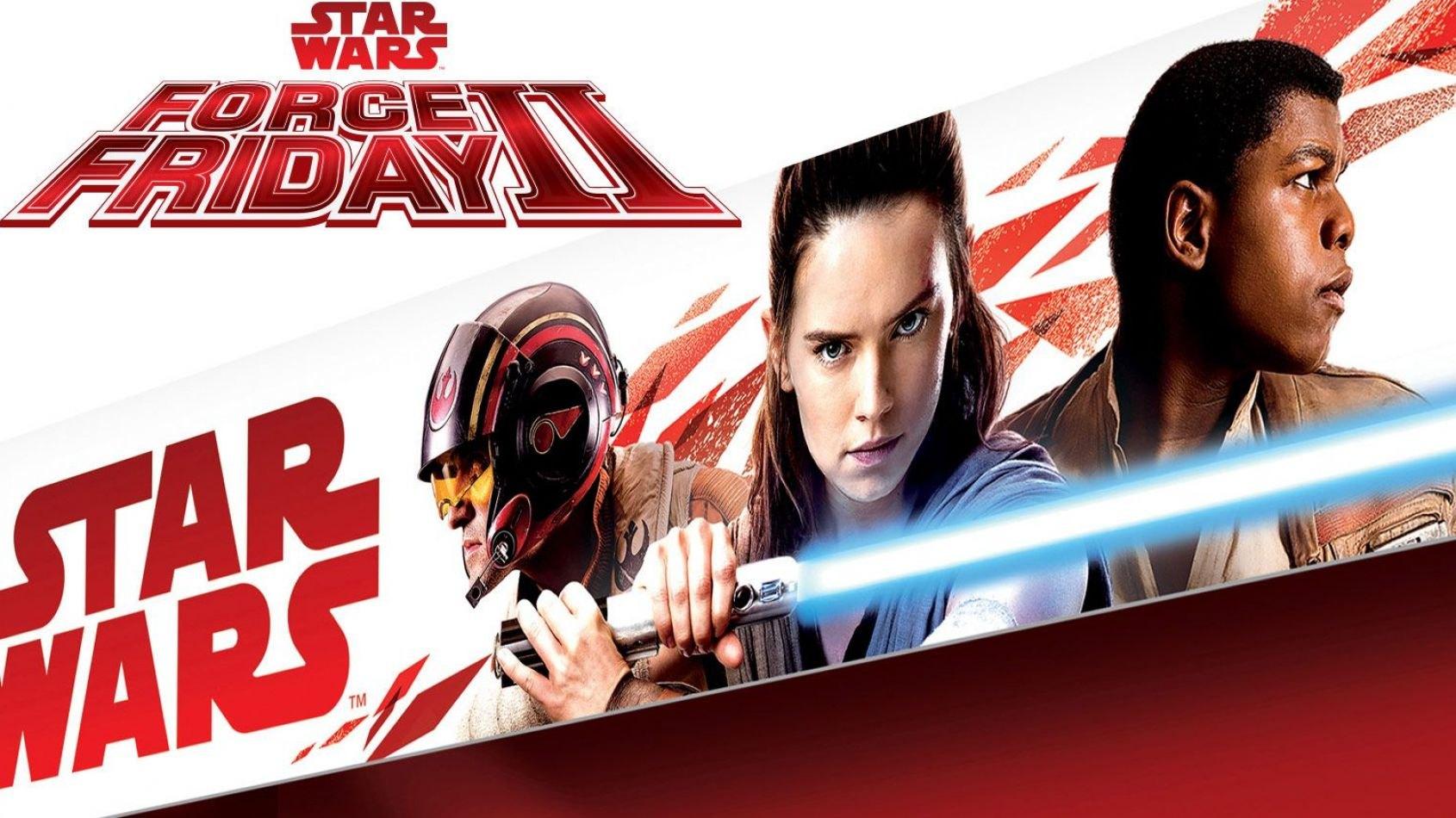 Force Friday II :  Les figurines qui seront disponibles ont fuité !