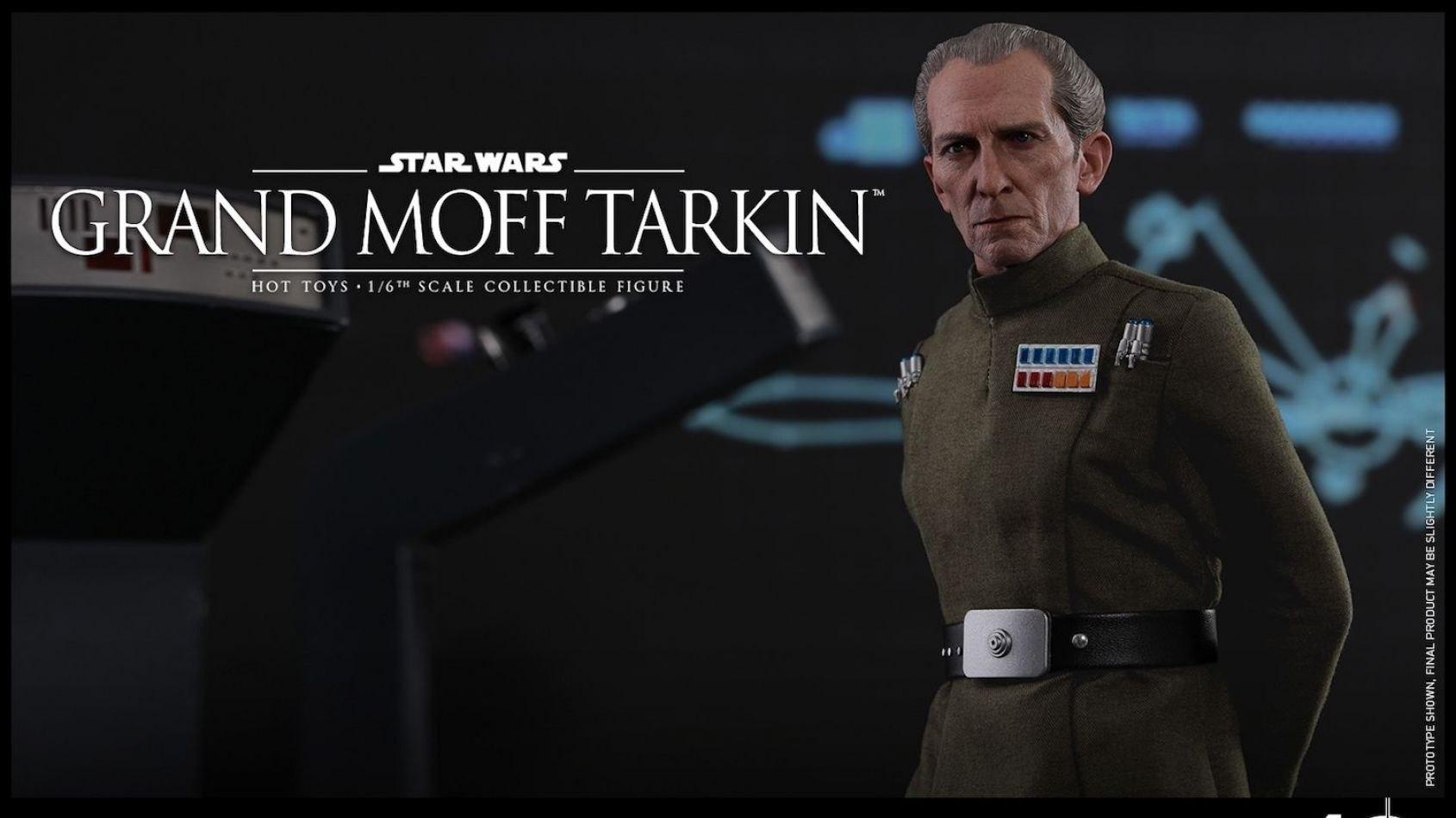 (MAJ) Hot Toys: enfin des infos et images de la figurine de Tarkin