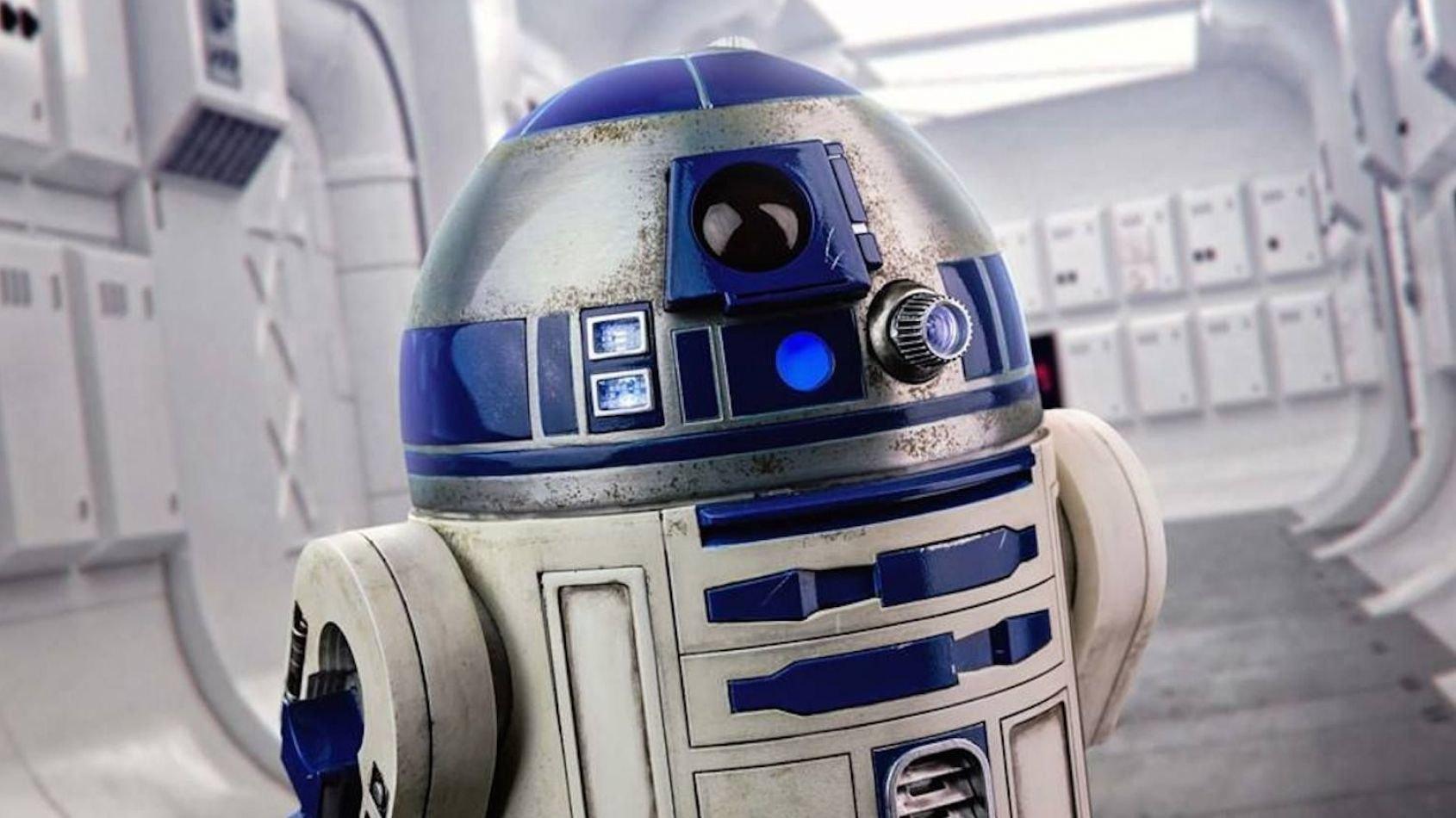 Hot Toys présente sa figurine R2-D2 !