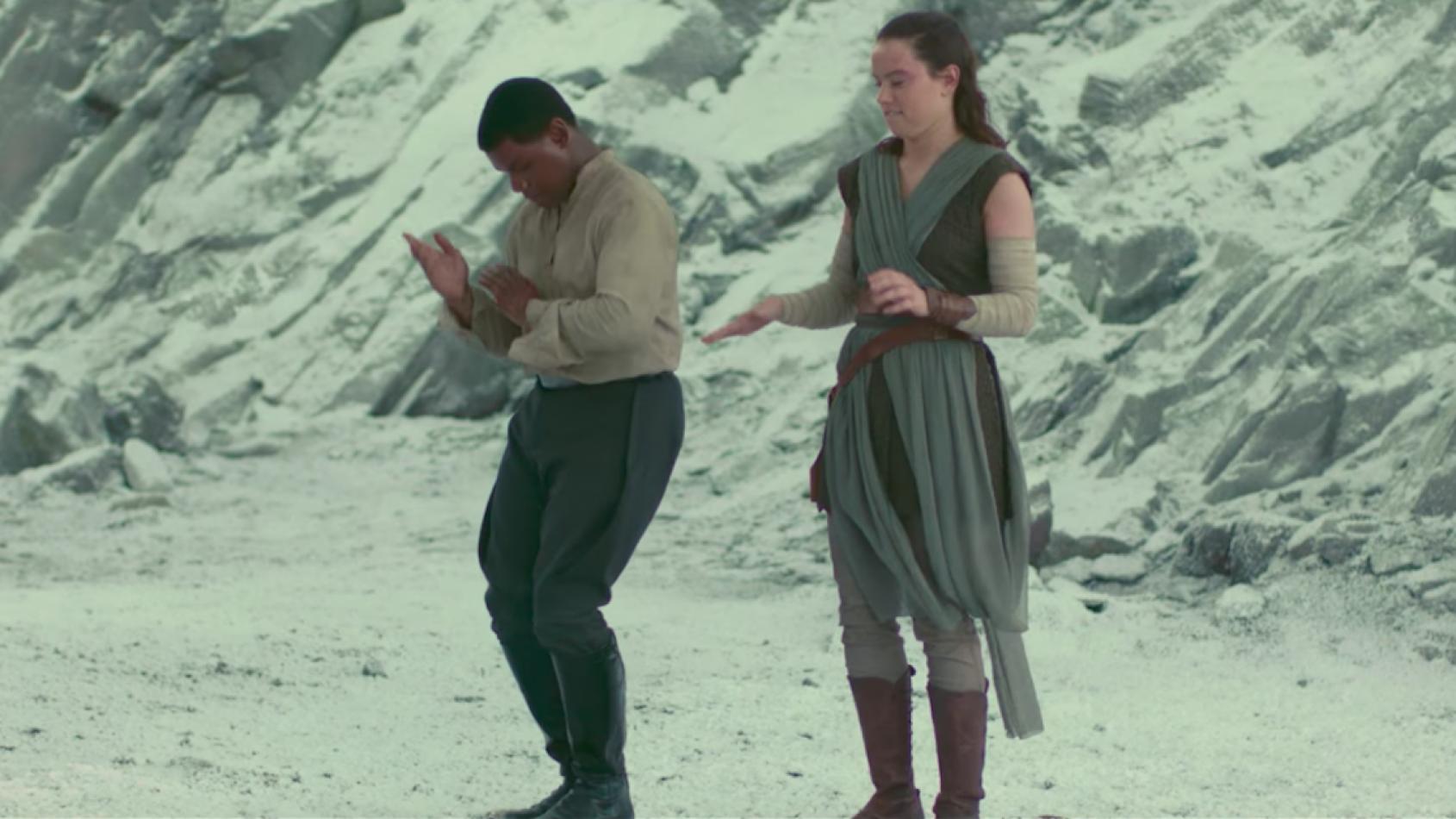 Des déclarations officielles sur les passés de Rey et Finn