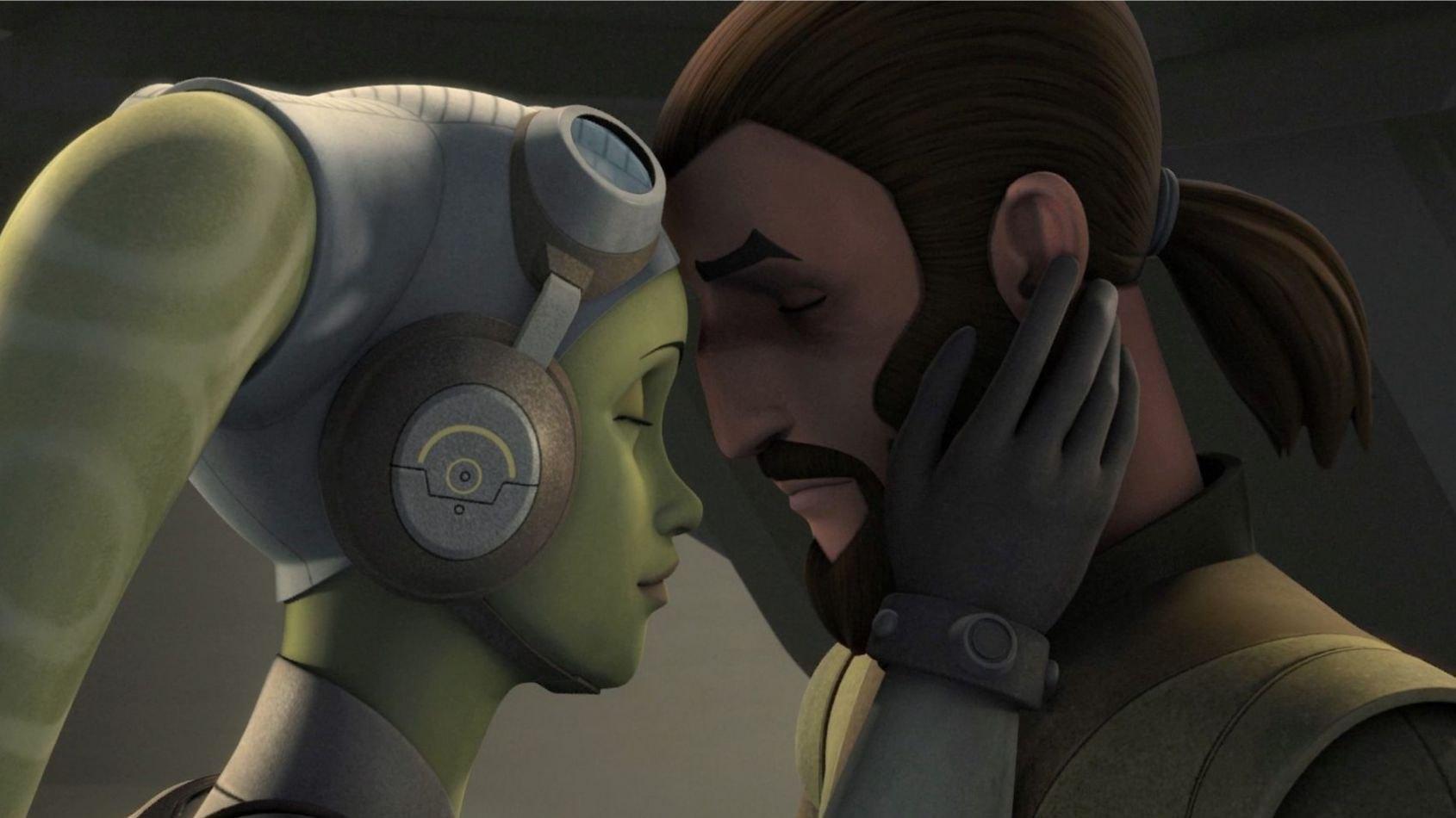 Le final de Star Wars Rebels diffusé en 2018