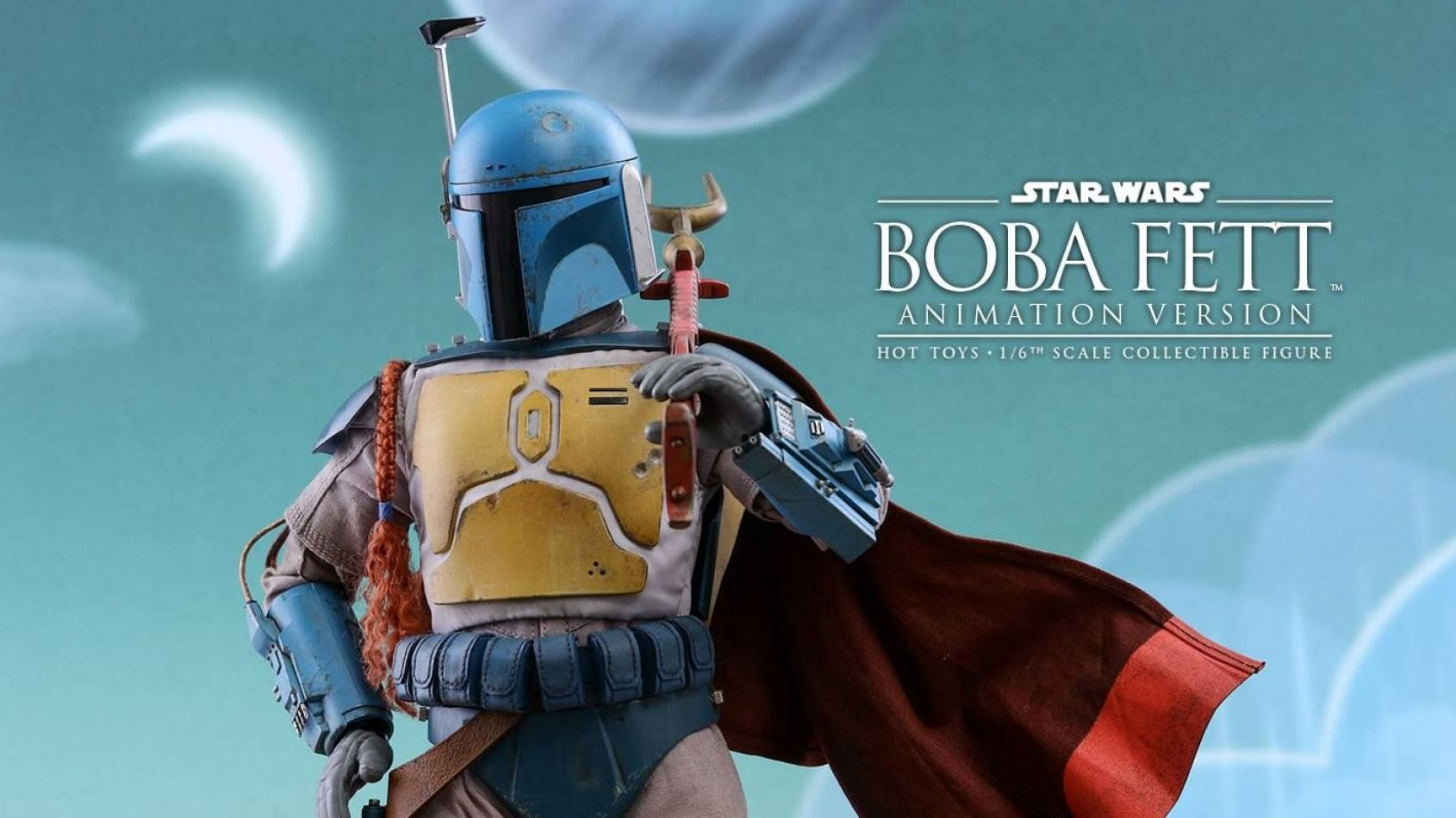 Hot Toys présente son Boba Fett Holiday Special