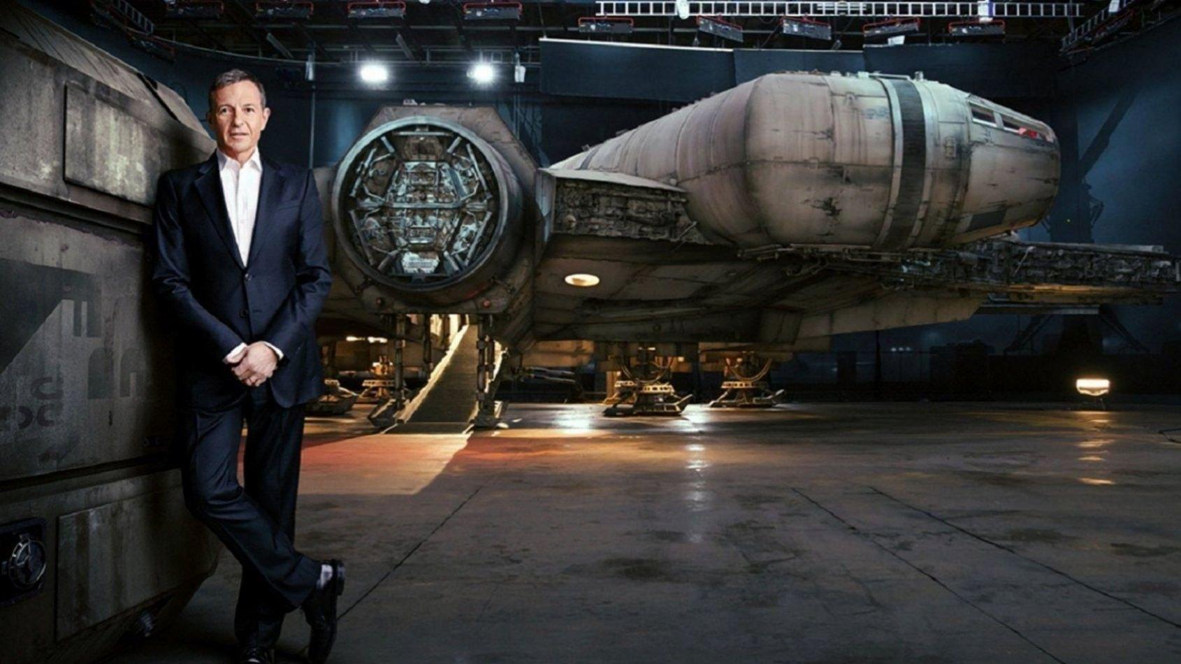 Une série live-action Star Wars pour la fin 2019