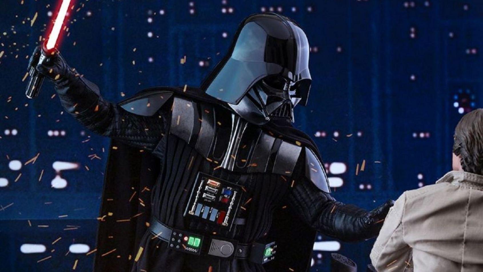 Hot Toys: Dark Vador de l'Empire Contre-Attaque