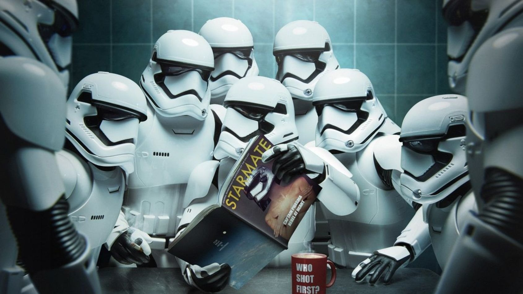 Les événements  Star Wars de la semaine en France !
