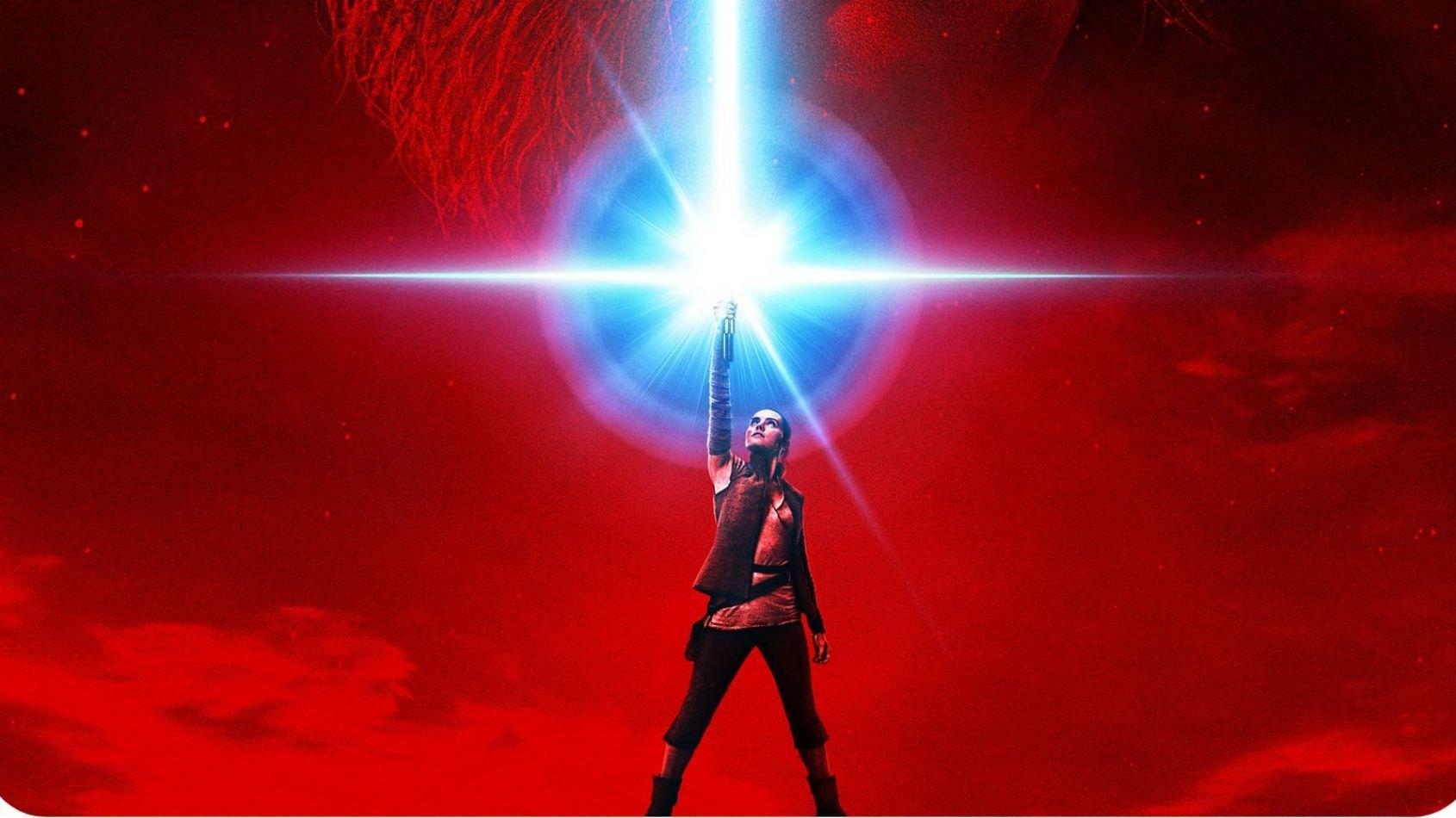 Un Spot TV sur Les Derniers Jedi dévoile un gros spoiler pour Rey !