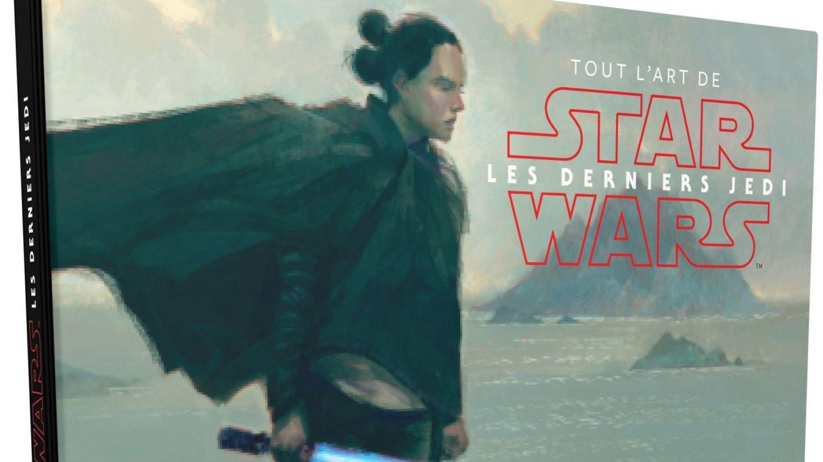 Huginn & Muninn : Sortie de Tout l'Art de Star Wars Les Derniers Jedi