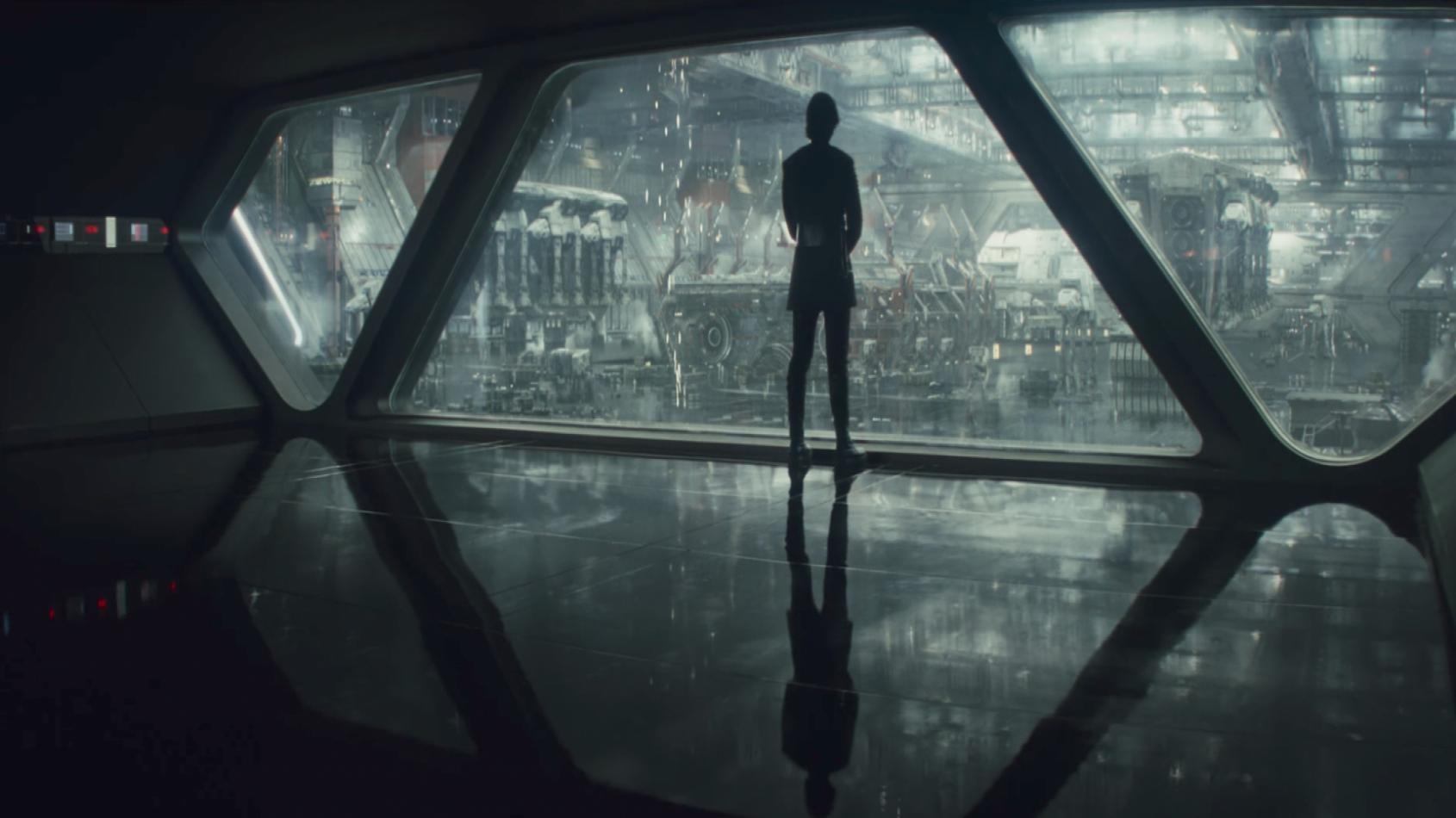 Les clins d'oeil à Rogue One et Solo dans Les Derniers Jedi