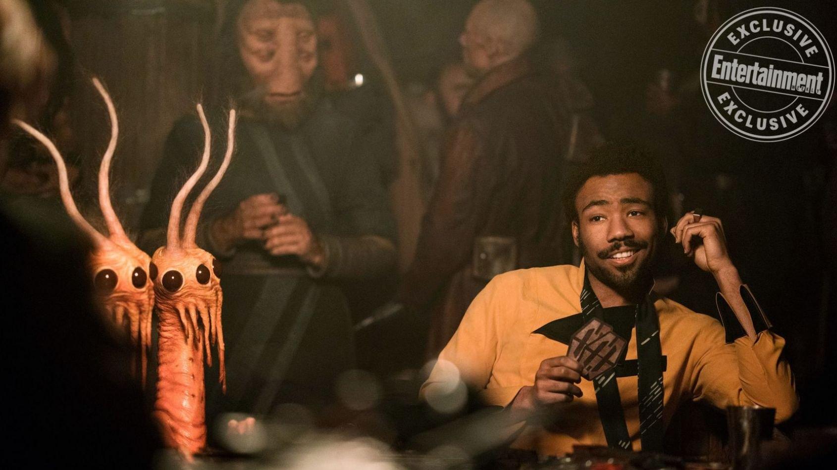 Donald Glover raconte son expérience en tant que Lando Calrissian