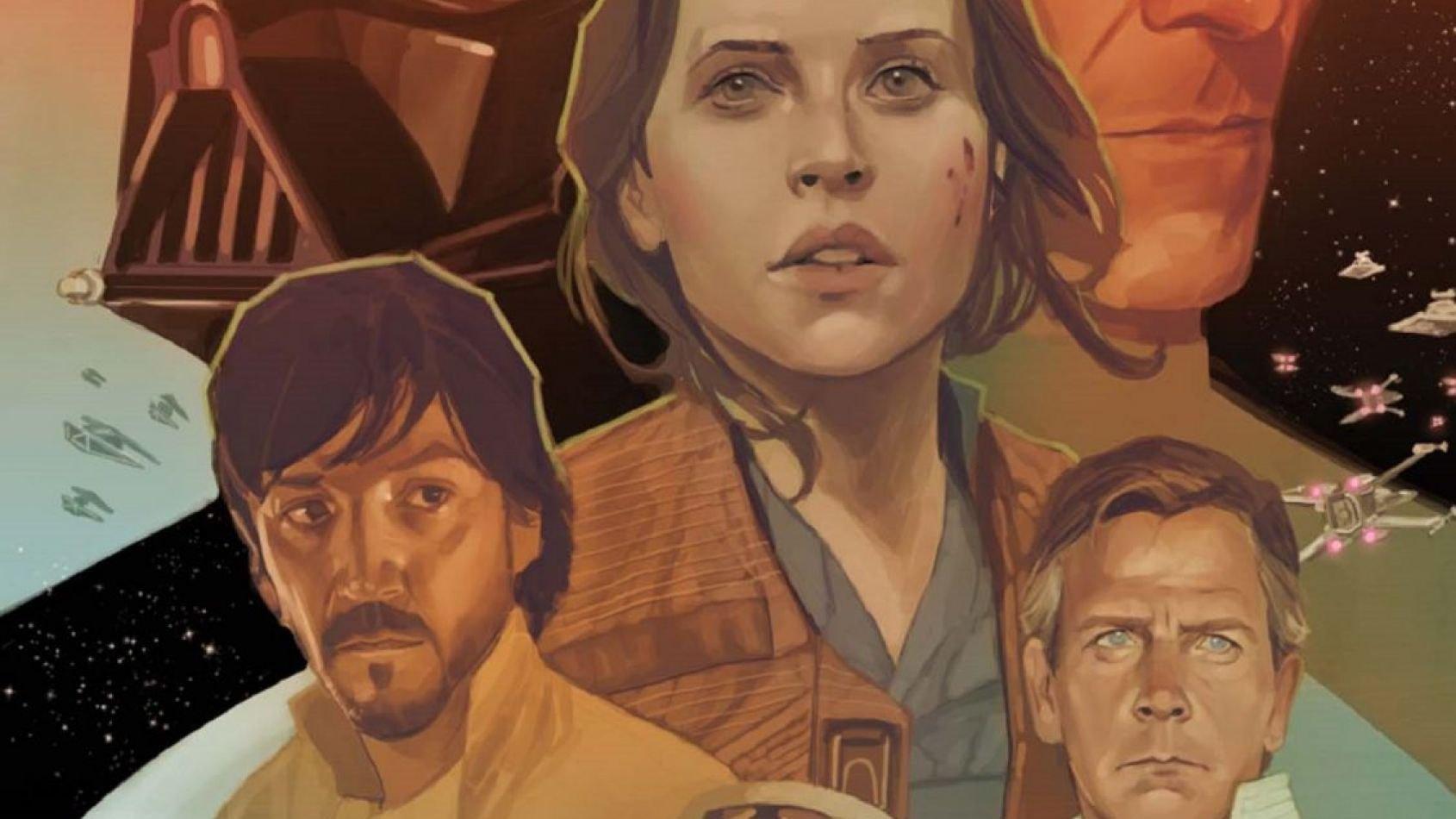 Review : Rogue One, sorti aujourd'hui chez Panini
