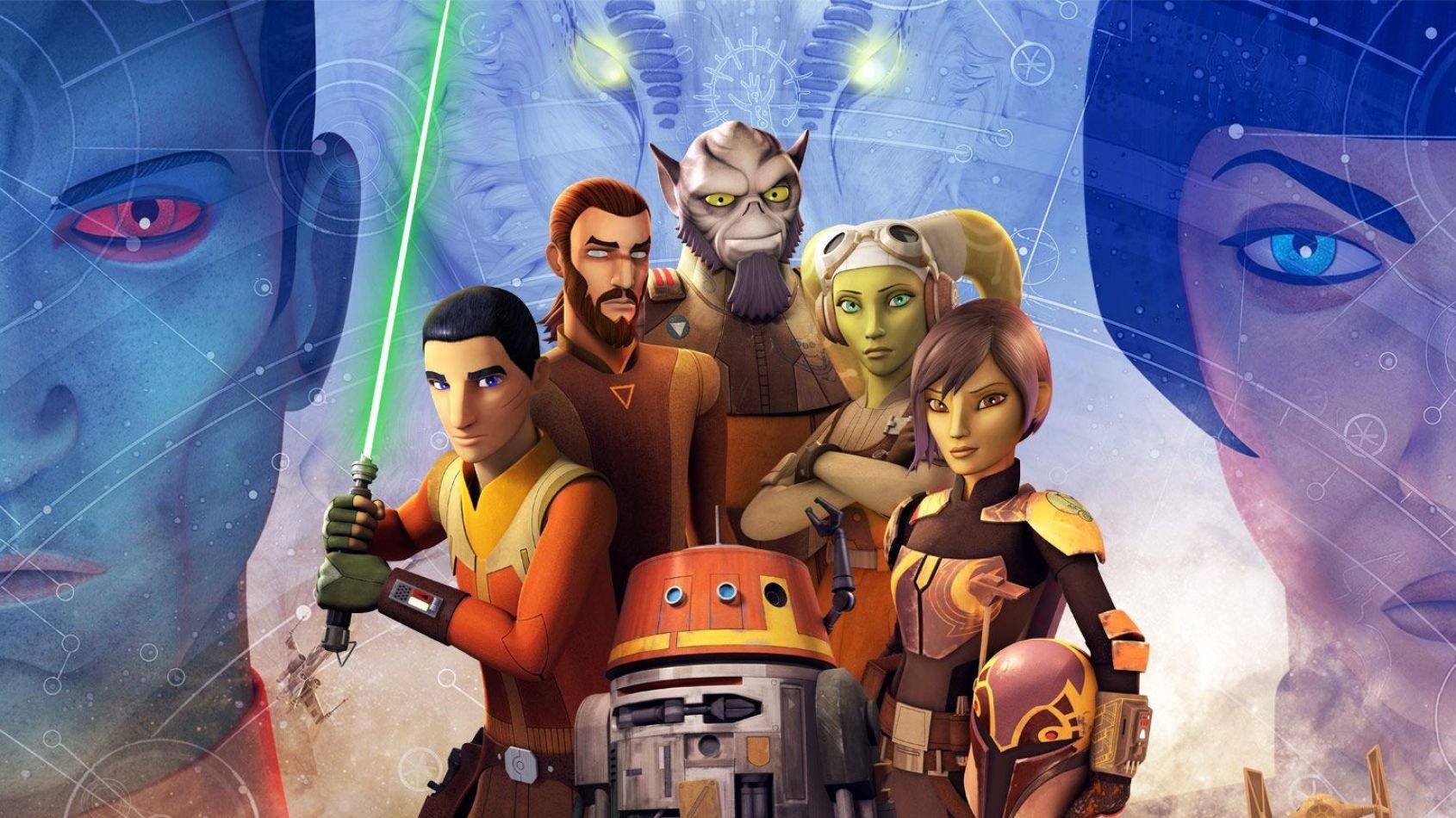 Preview pour l'épisode 10 de la saison 4 de Star Wars Rebels