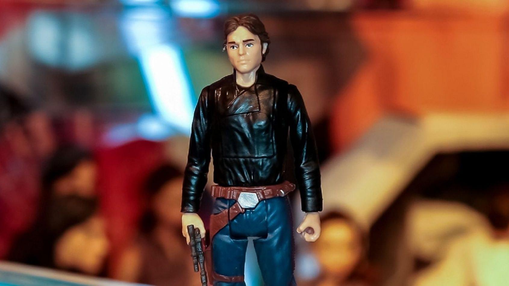 De nouvelles photos des jouets Hasbro pour Solo