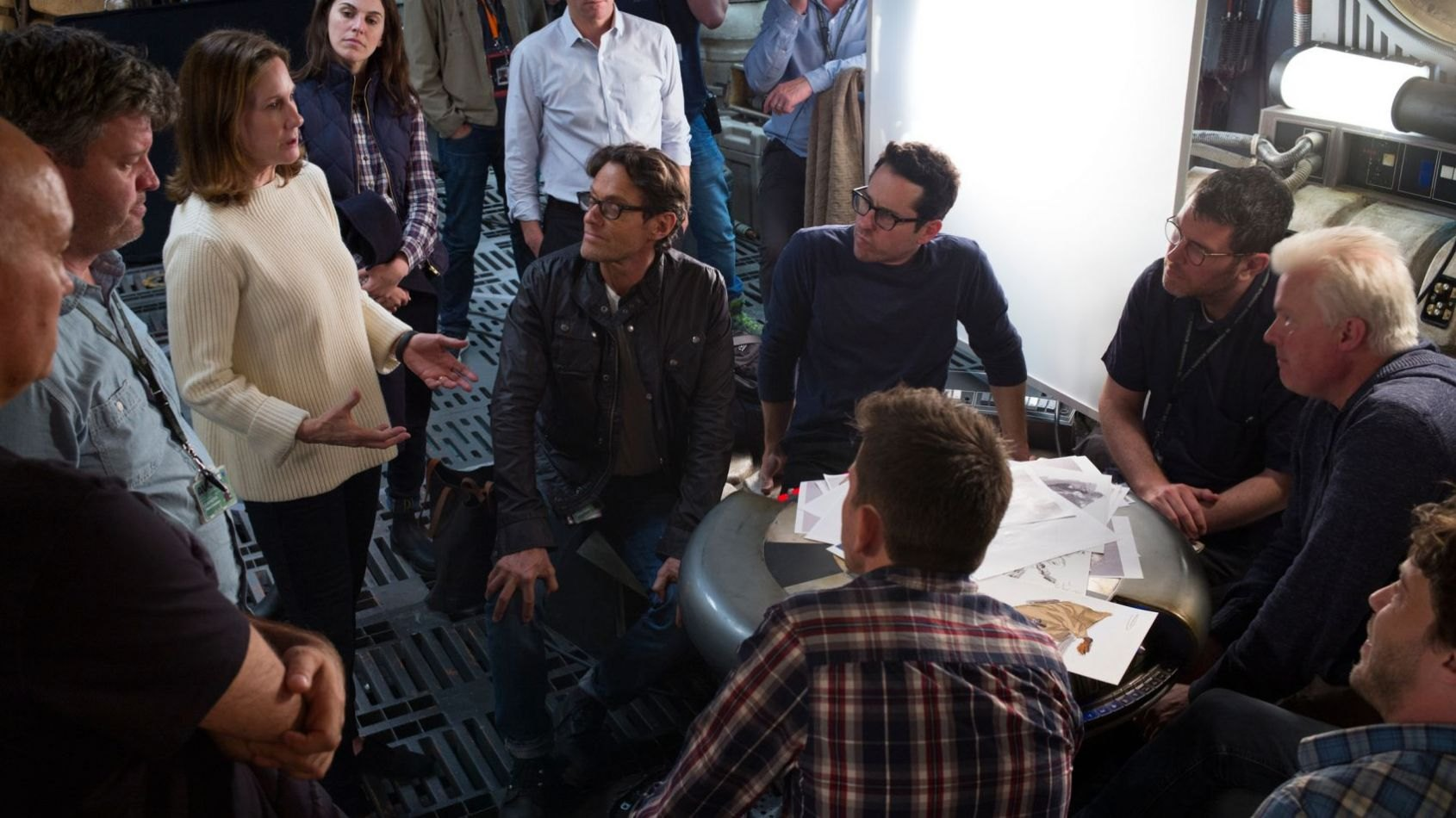M. Kaplan parle du costume de Carrie Fisher dans Les Derniers Jedi