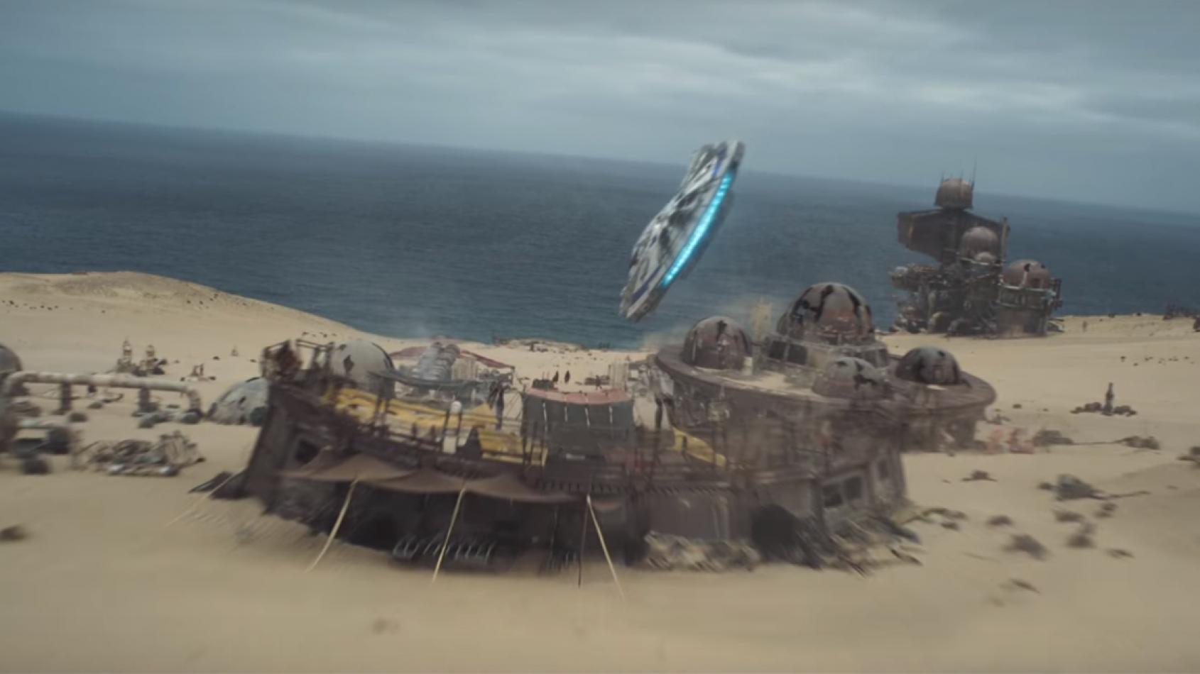 La bande-annonce de Solo: A Star Wars Story est arrivée ! (MAJ en VF)