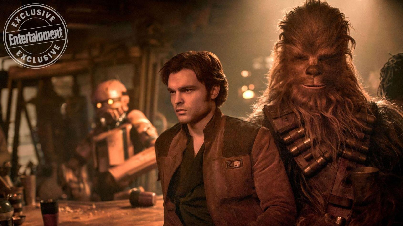 Nouvelles photos et informations sur Han et Lando dans Solo