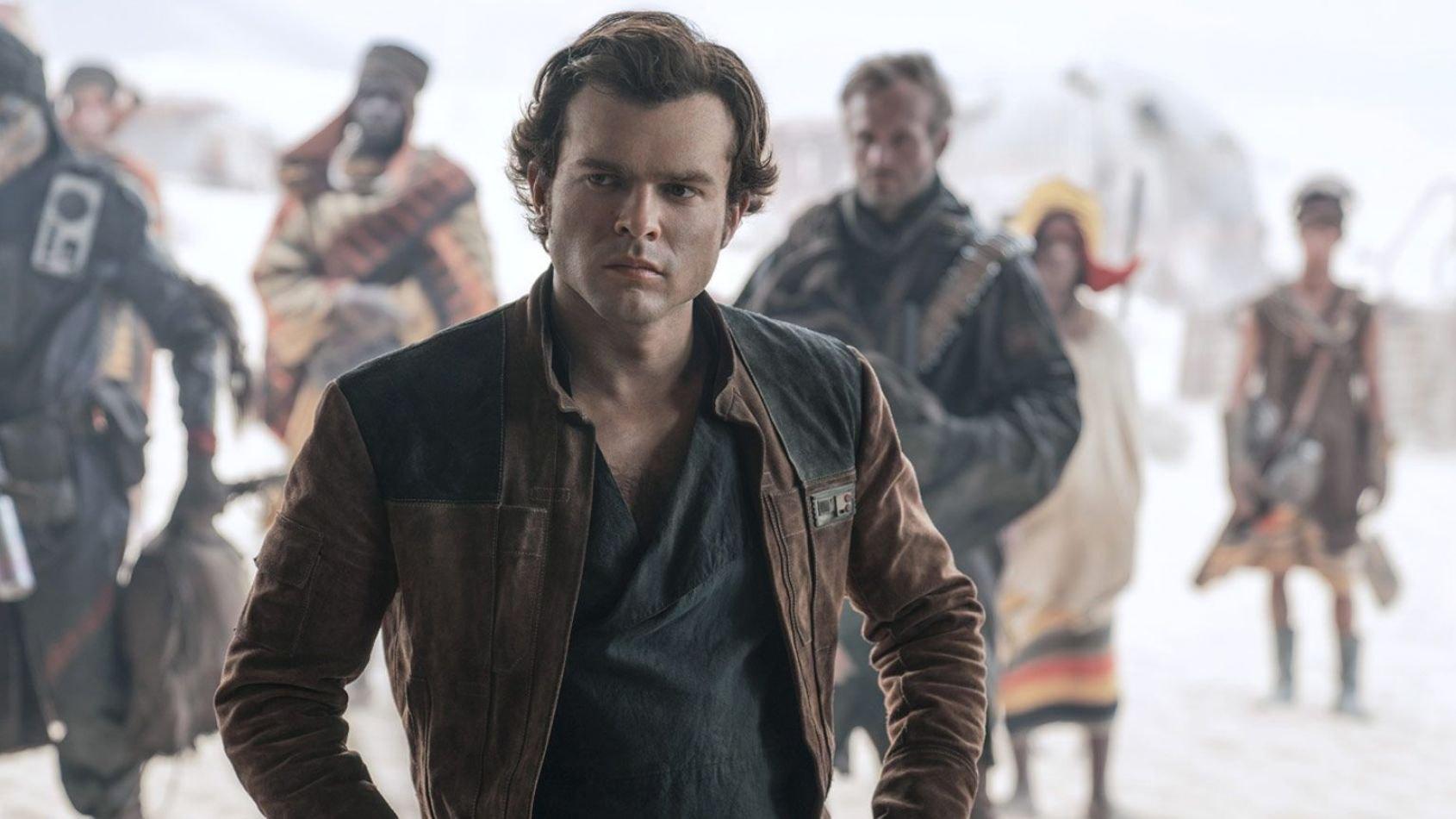 Alden Ehrenreich prêt à prouver qu'il peut incarner Han Solo