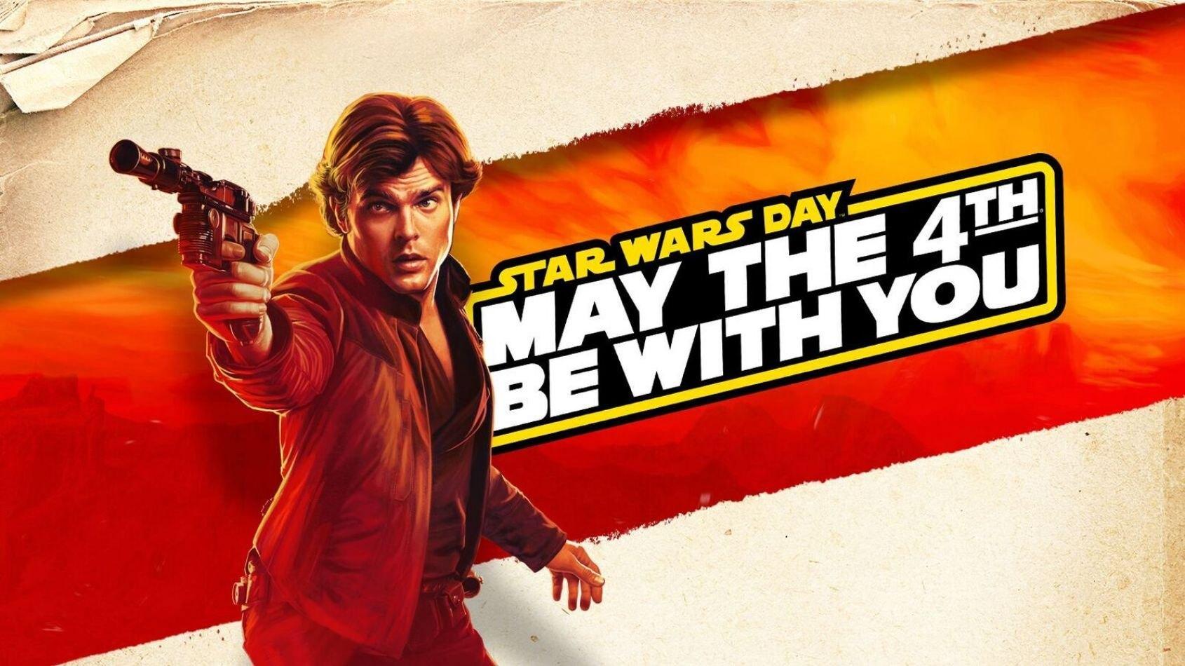 Les événements du May the 4th be With You !