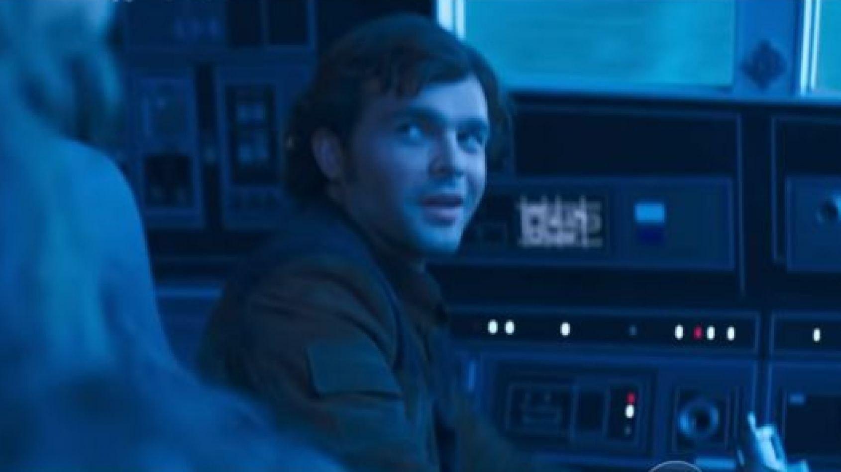 Un premier extrait pour Solo A Star Wars Story