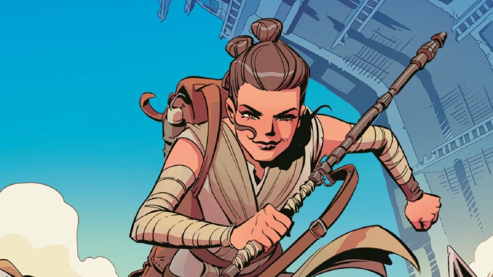 Review : Star Wars Aventures, tome 1, chez Delcourt
