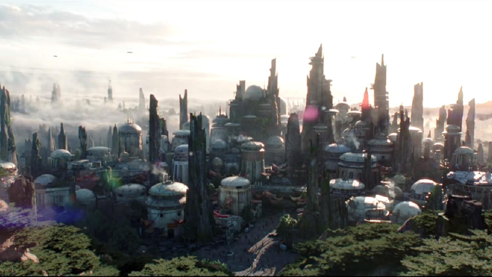 Galaxy's Edge ouvrira ses portes à l'été 2019